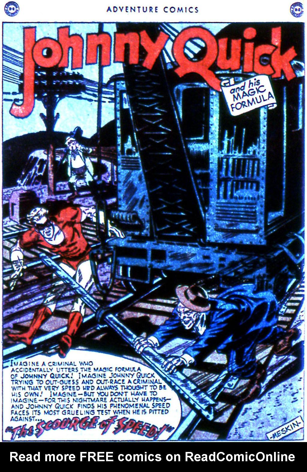 Read online Adventure Comics (1938) comic -  Issue #119 - 40