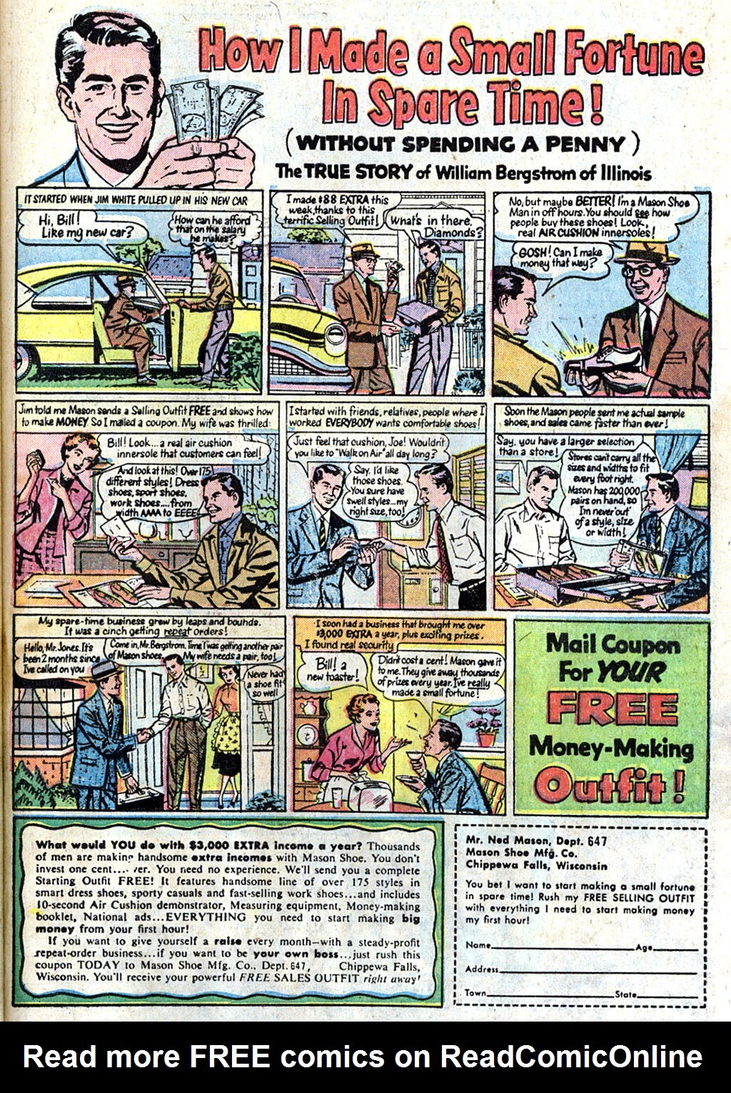 Mystic (1951) issue 61 - Page 33