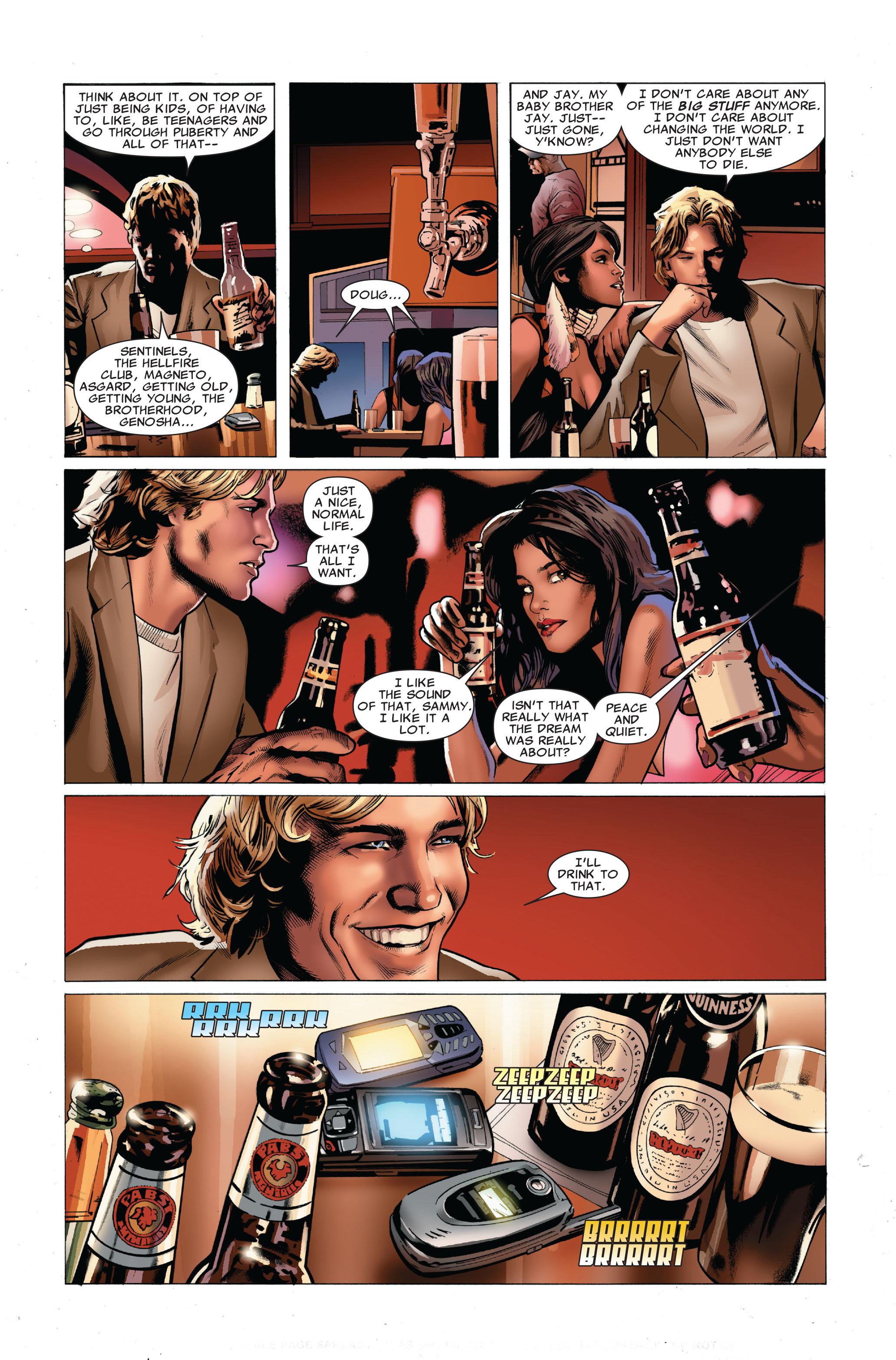 Read online Uncanny X-Men (1963) comic -  Issue #503 - 5