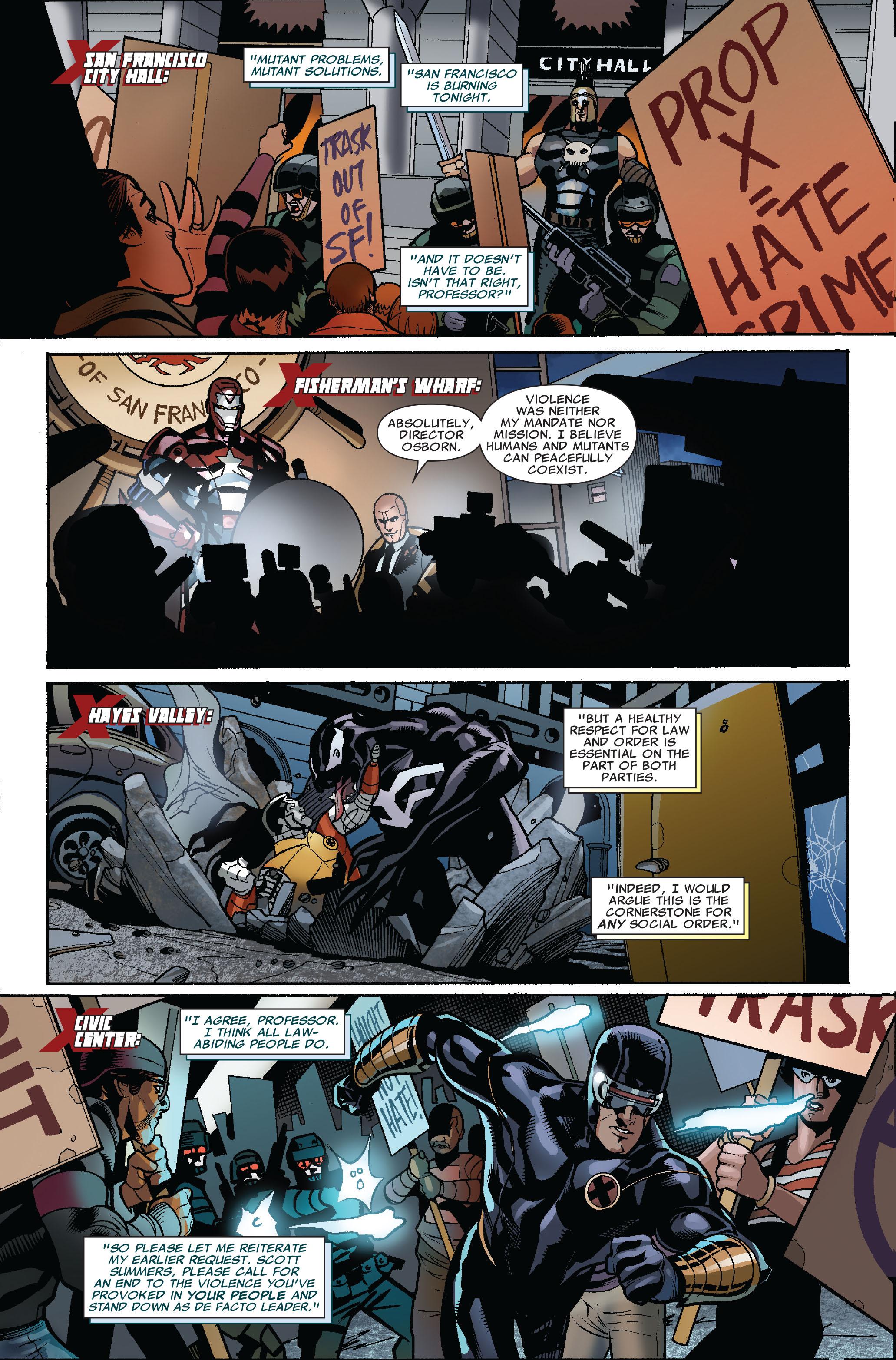 Read online Uncanny X-Men (1963) comic -  Issue #513 - 3