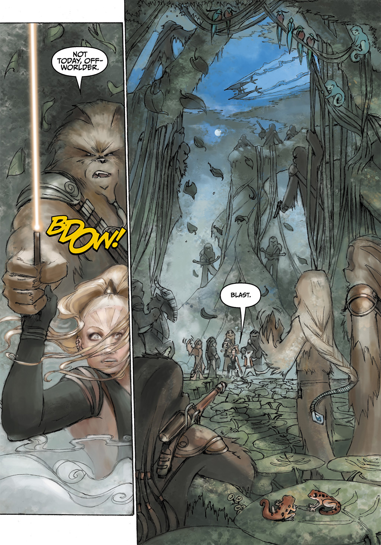Read online Star Wars Omnibus comic -  Issue # Vol. 33 - 466