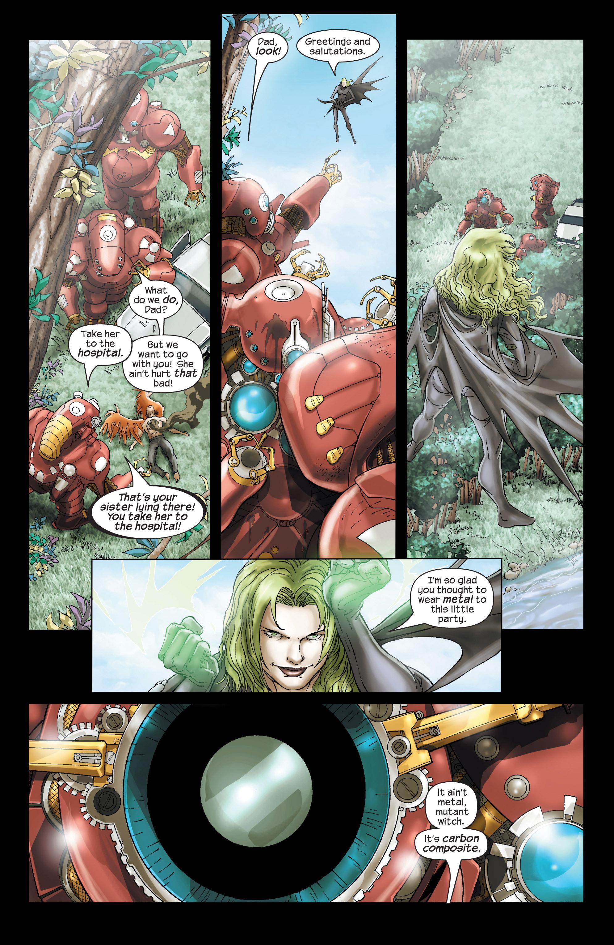 Read online Uncanny X-Men (1963) comic -  Issue #440 - 19