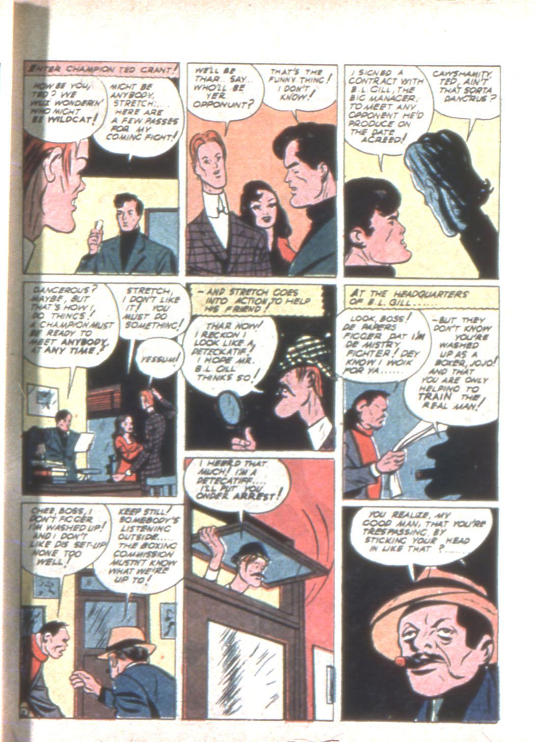 Read online Sensation (Mystery) Comics comic -  Issue #11 - 57