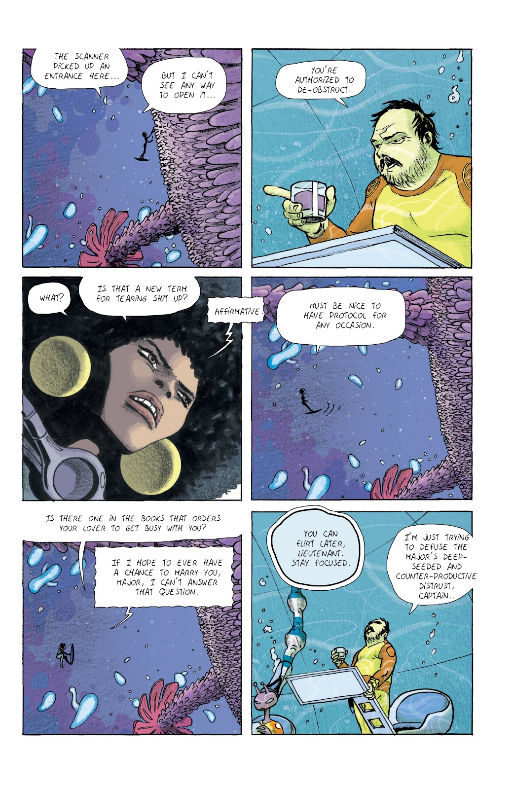 Read online Infinity 8 comic -  Issue #11 - 12