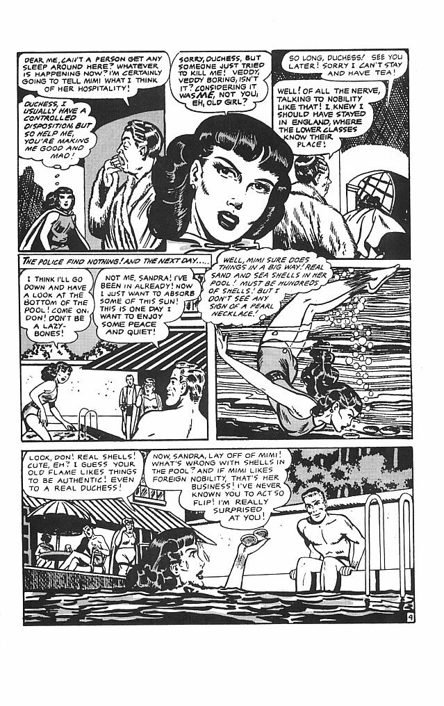 Read online Golden-Age Men of Mystery comic -  Issue #7 - 40