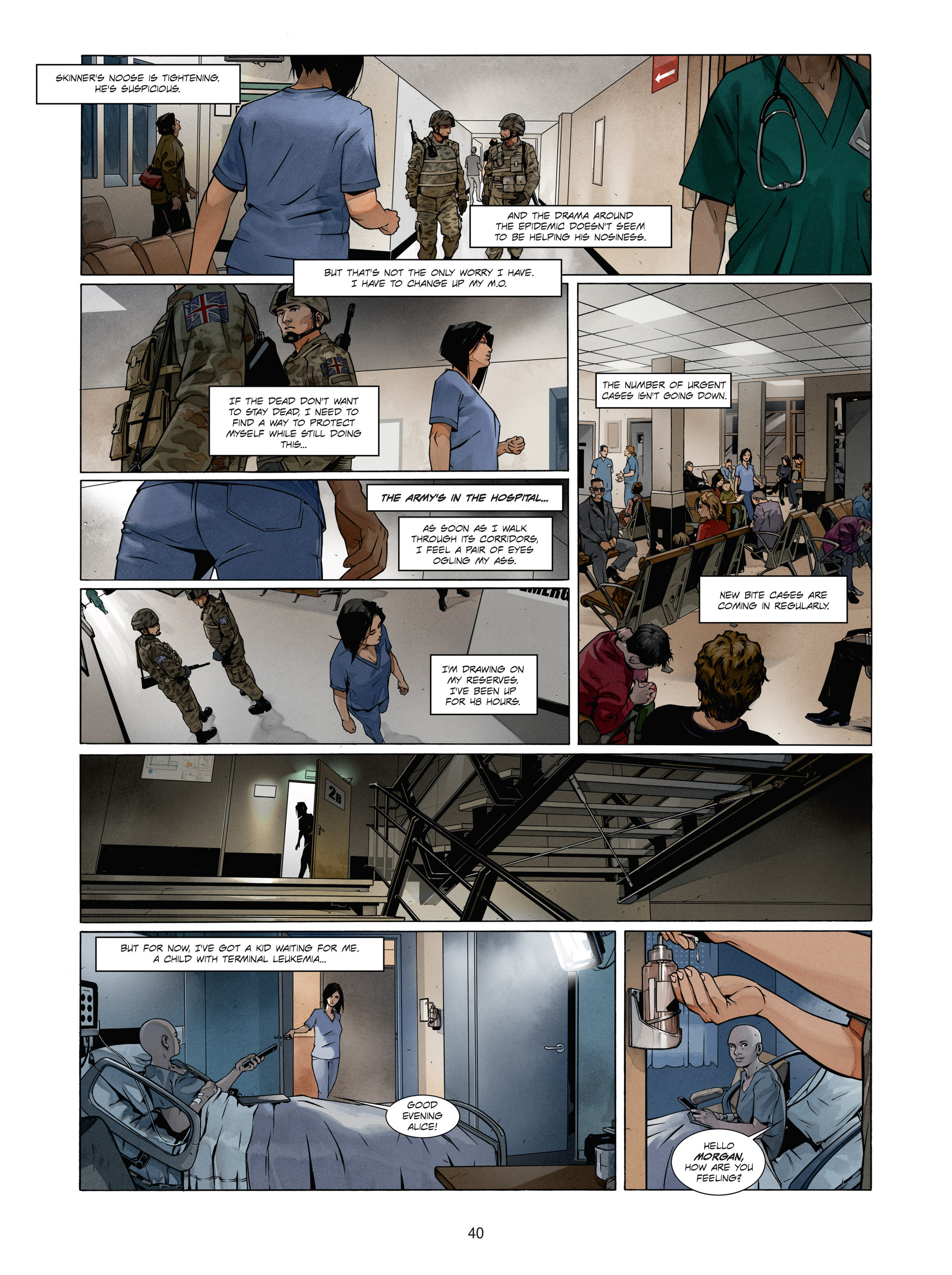 Read online Alice Matheson comic -  Issue #1 - 39