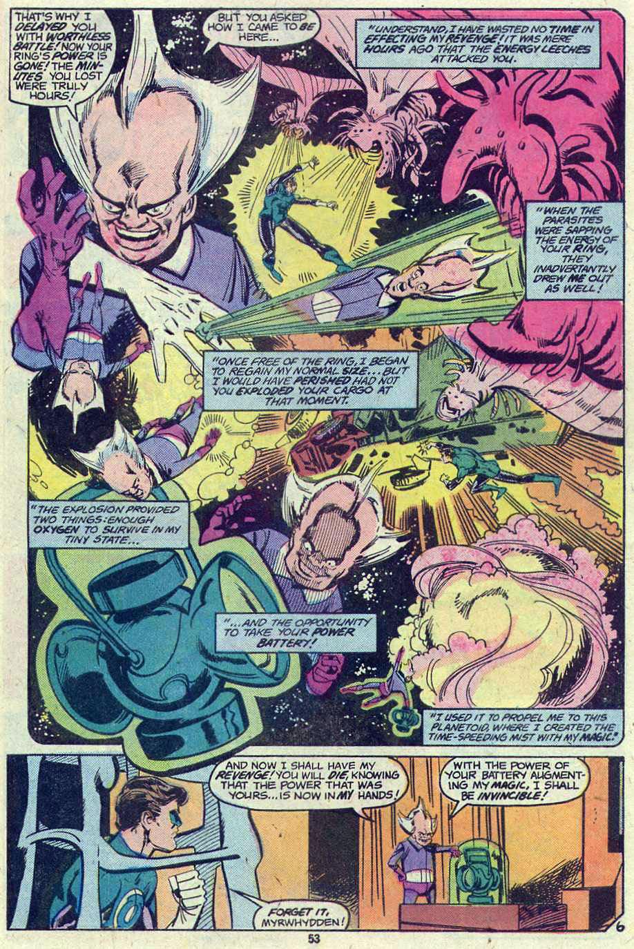 Read online Adventure Comics (1938) comic -  Issue #460 - 53