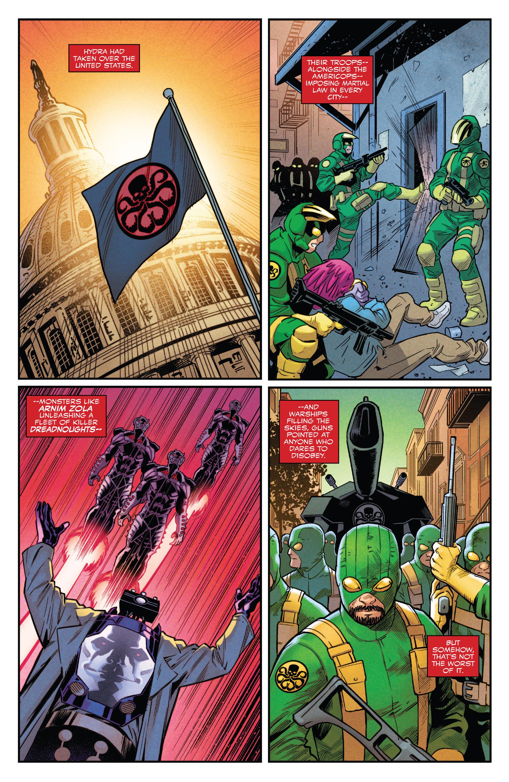 Read online Captain America: Sam Wilson comic -  Issue #22 - 7