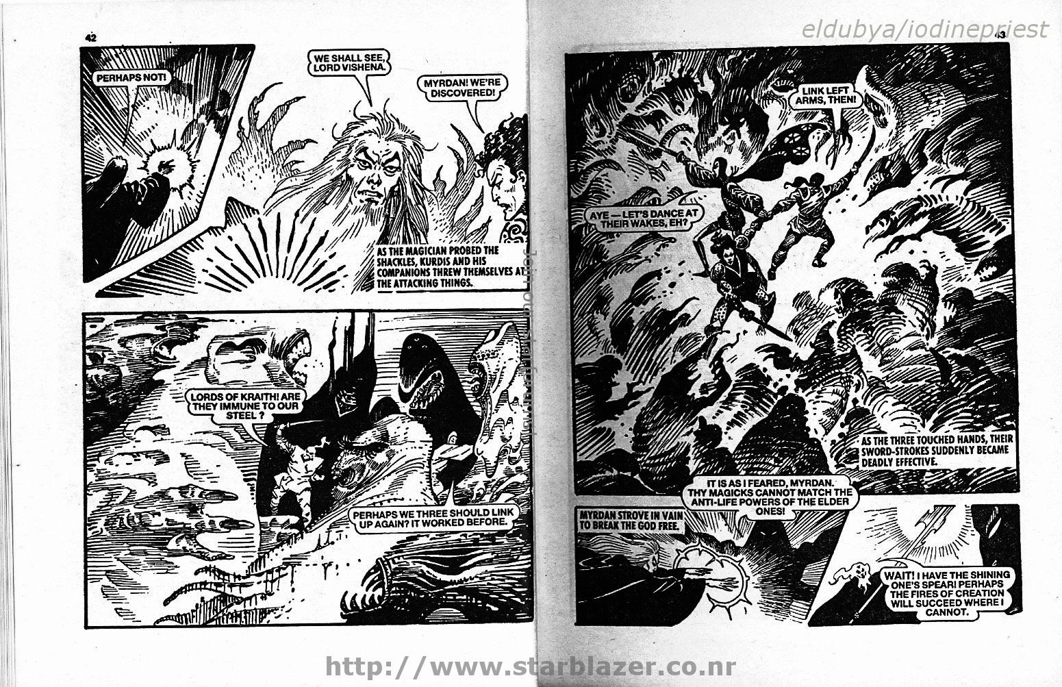 Starblazer issue 271 - Page 23