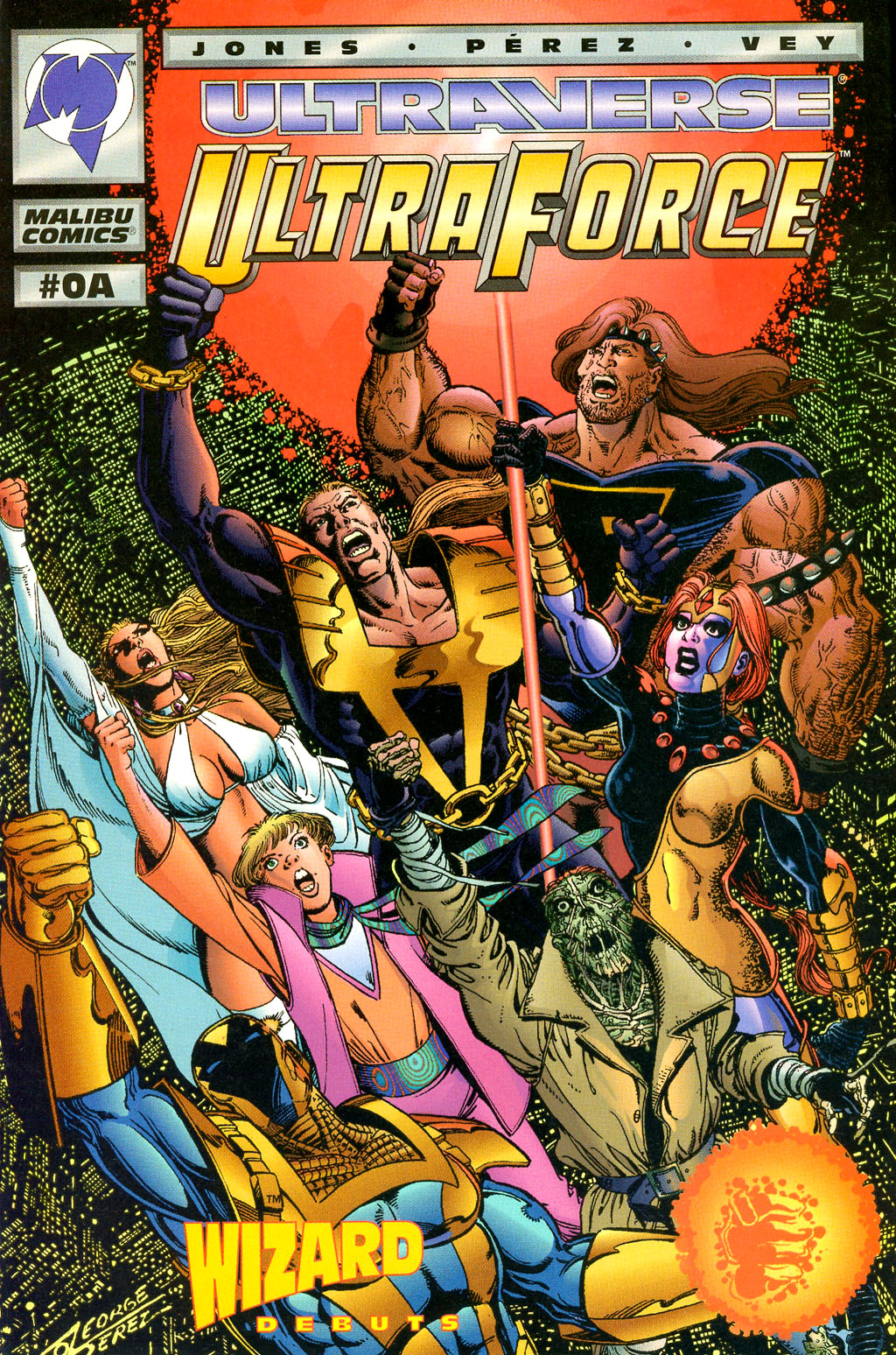 Read online UltraForce (1994) comic -  Issue #0 - 2