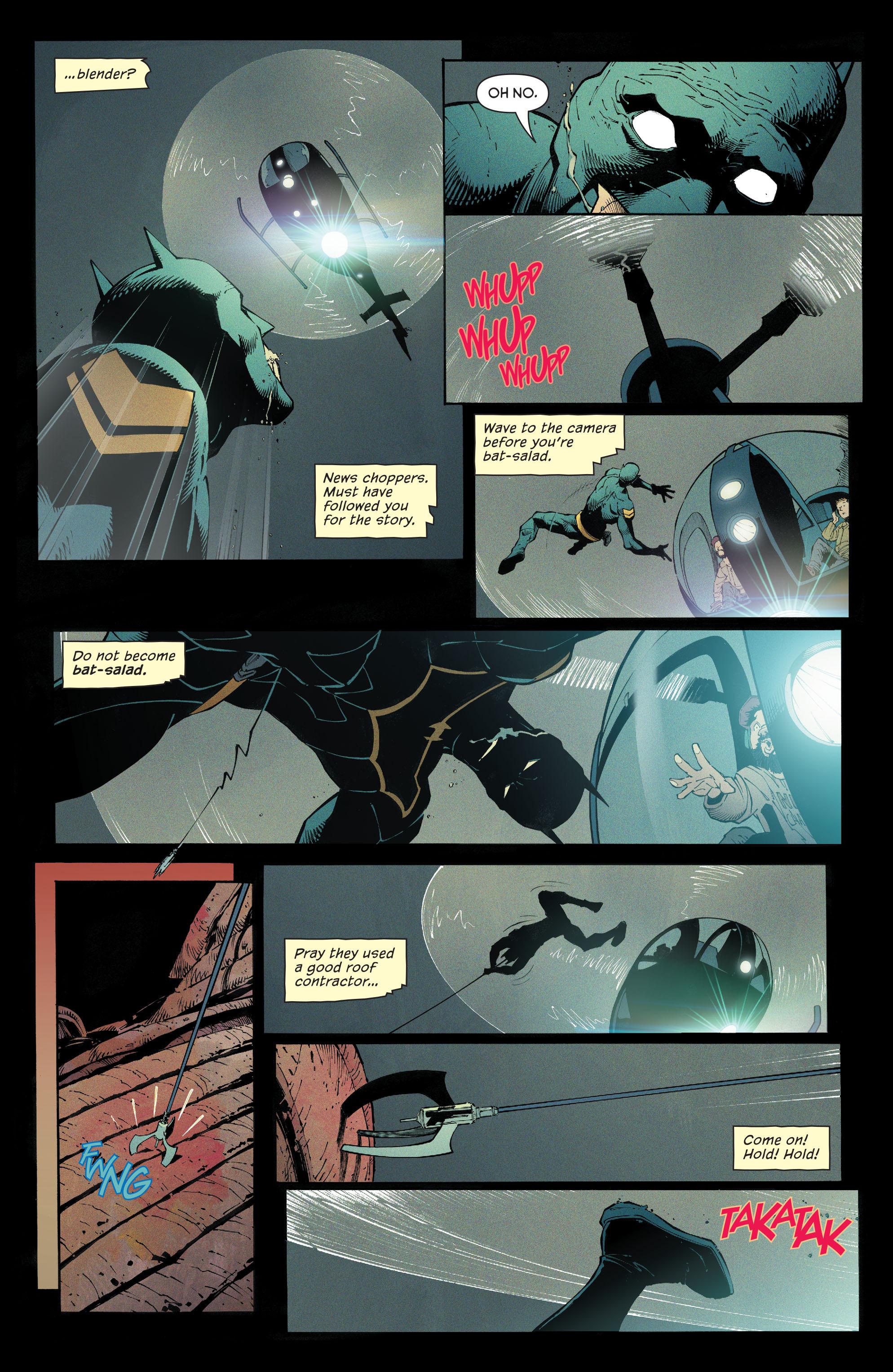 Read online Batman (2011) comic -  Issue # _TPB 9 - 31