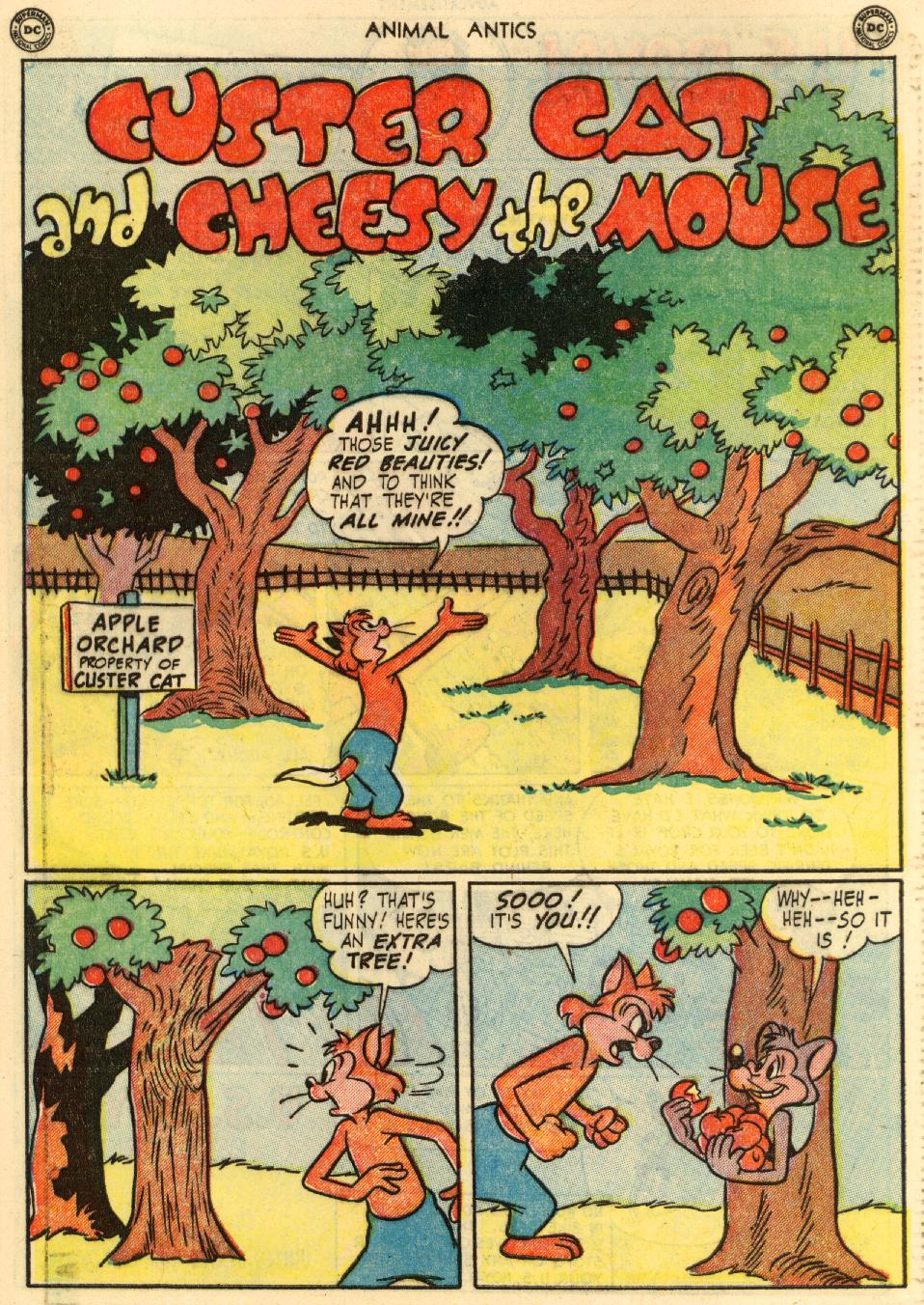 Read online Animal Antics comic -  Issue #29 - 10