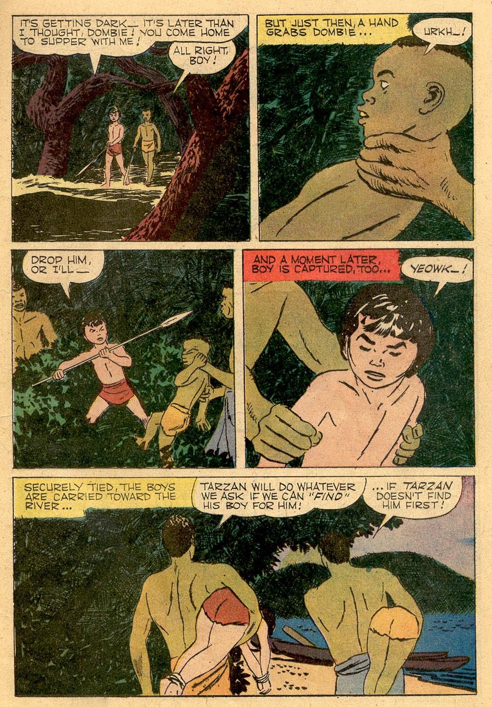 Tarzan (1948) issue 119 - Page 17