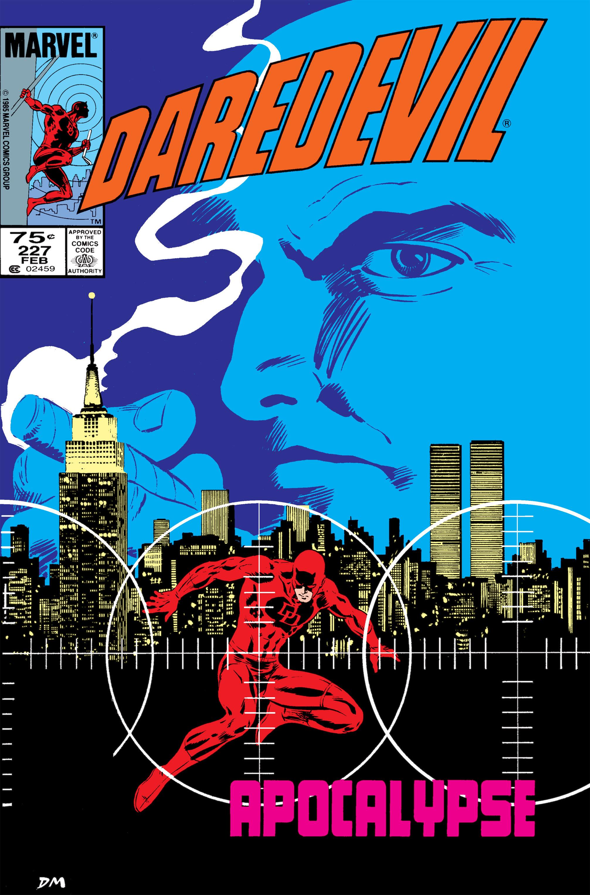 Read online Daredevil: Born Again comic -  Issue # Full - 28