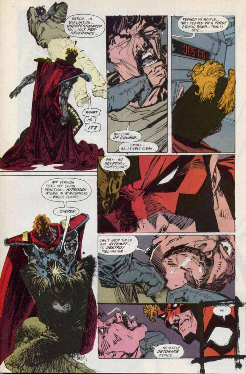 Read online Doctor Zero comic -  Issue #3 - 23