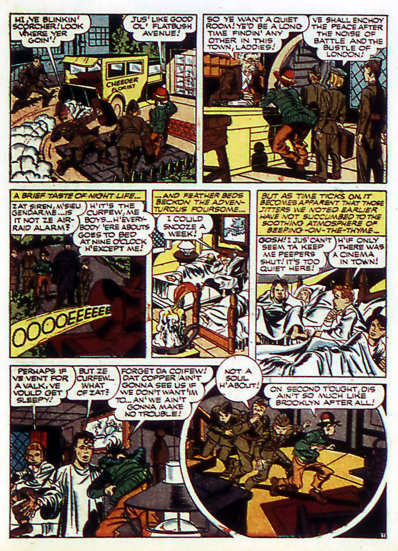 Read online Detective Comics (1937) comic -  Issue #72 - 20