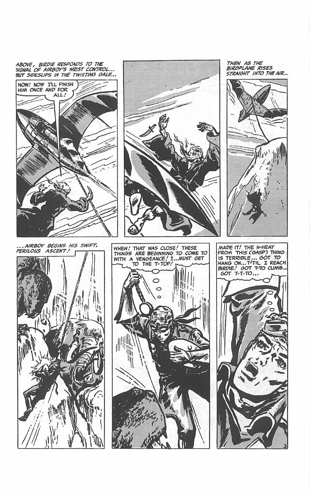 Read online Golden-Age Men of Mystery comic -  Issue #16 - 18