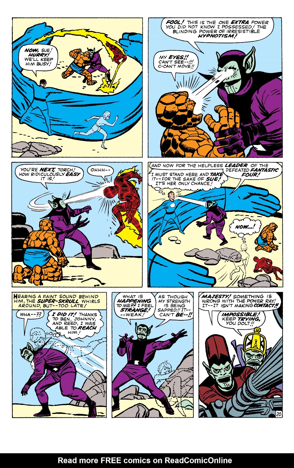 Read online Secret Invasion: Rise of the Skrulls comic -  Issue # TPB (Part 1) - 49