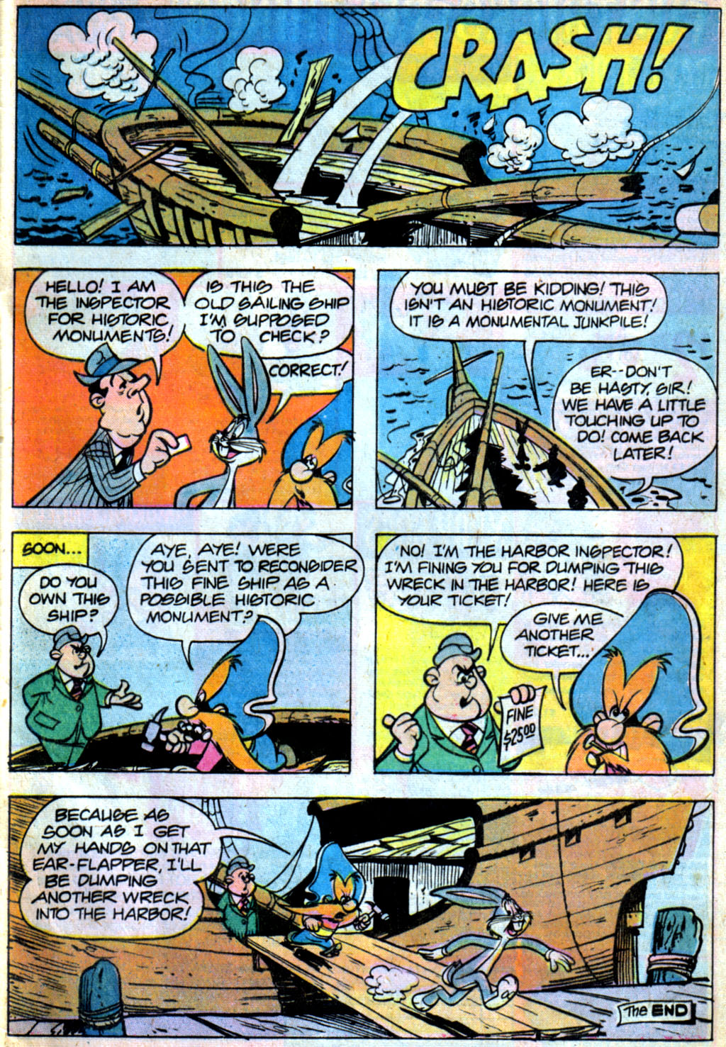 Yosemite Sam and Bugs Bunny issue 44 - Page 25