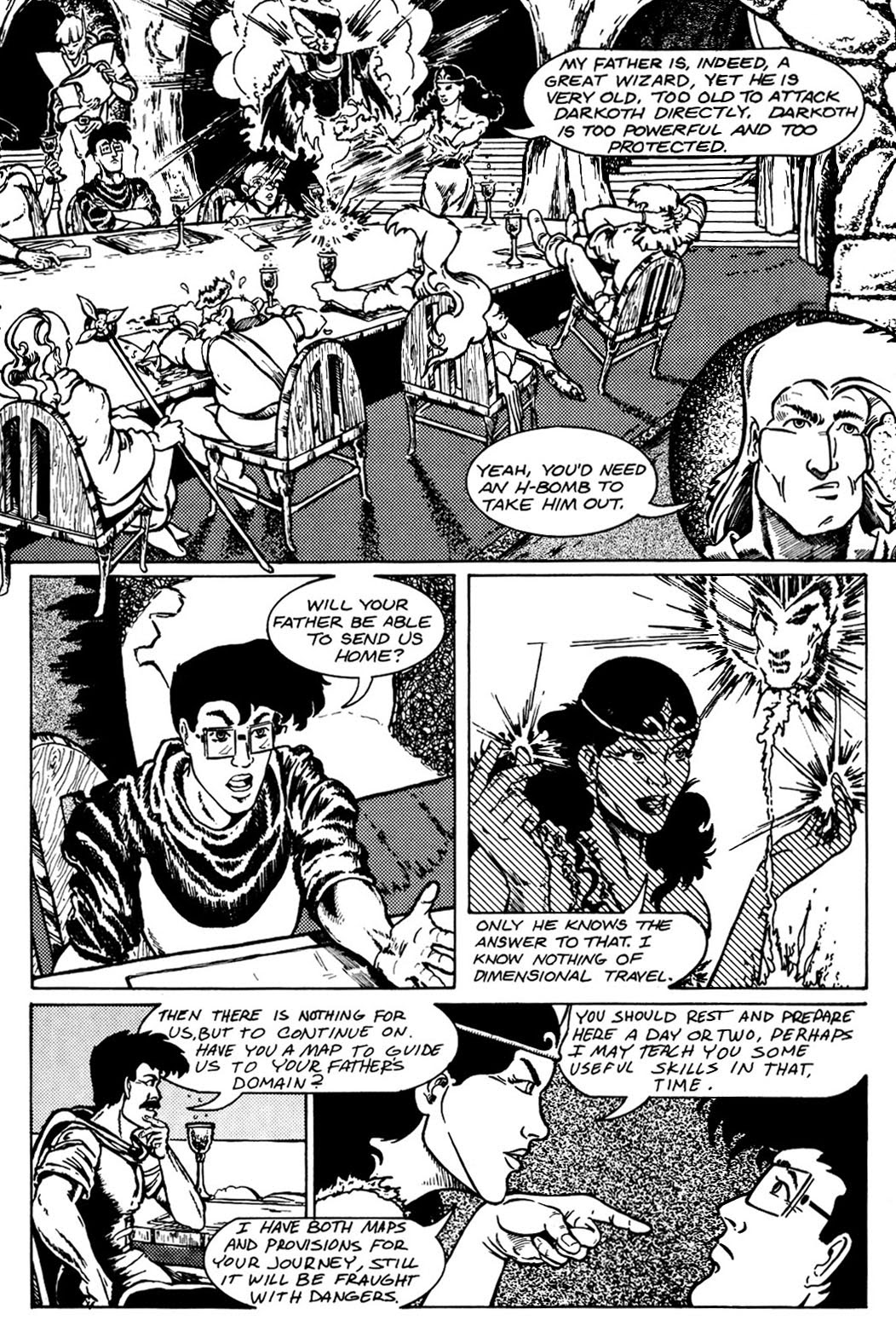 The Realm (1986) issue 17 - Page 13