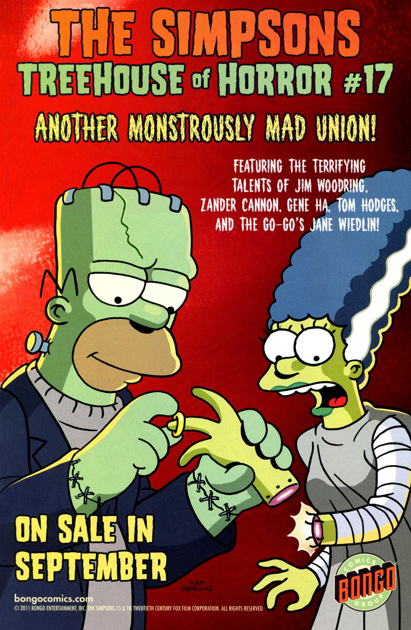 Read online Simpsons Comics Presents Bart Simpson comic -  Issue #63 - 33