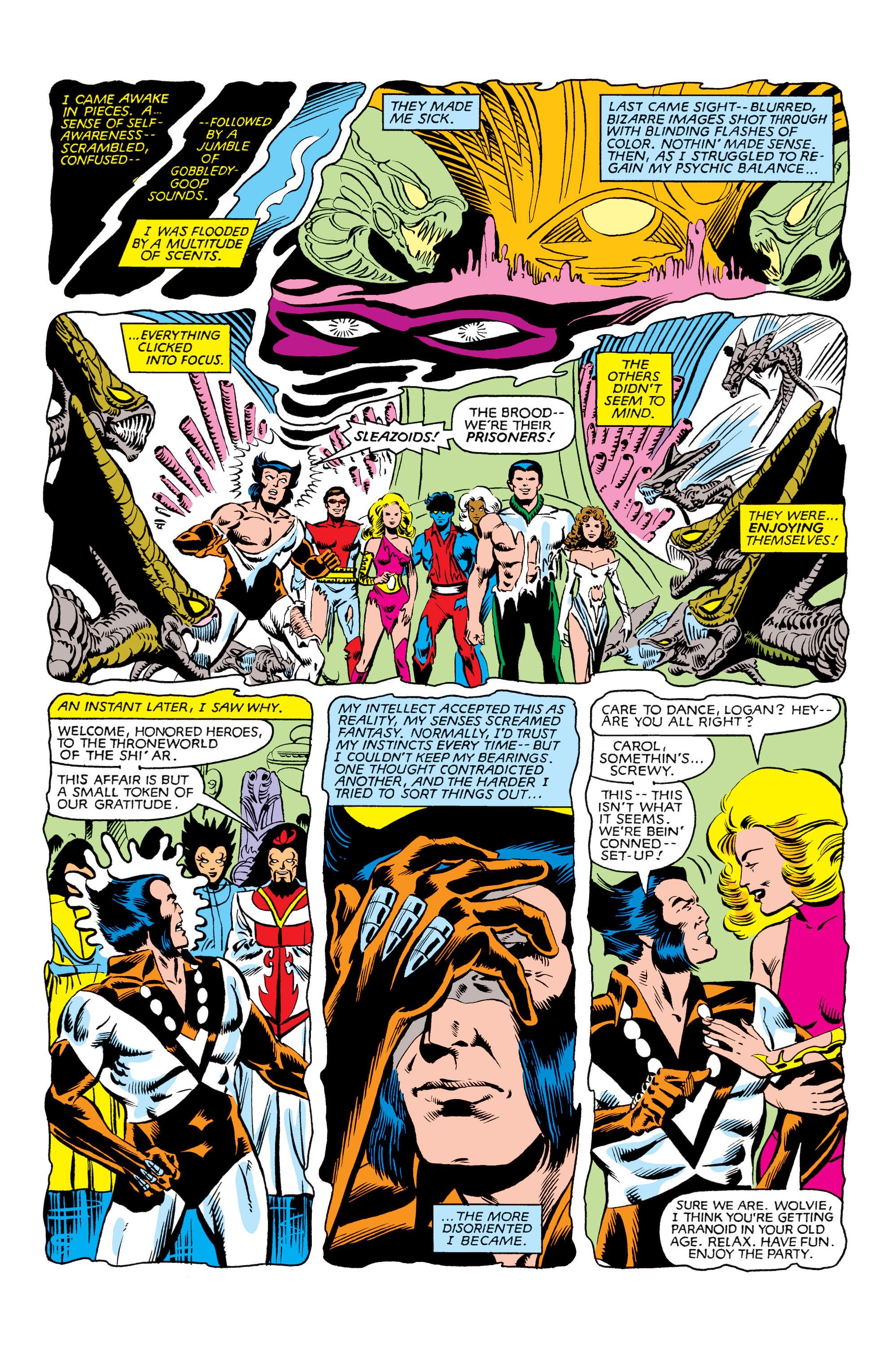 Read online Uncanny X-Men (1963) comic -  Issue #162 - 10