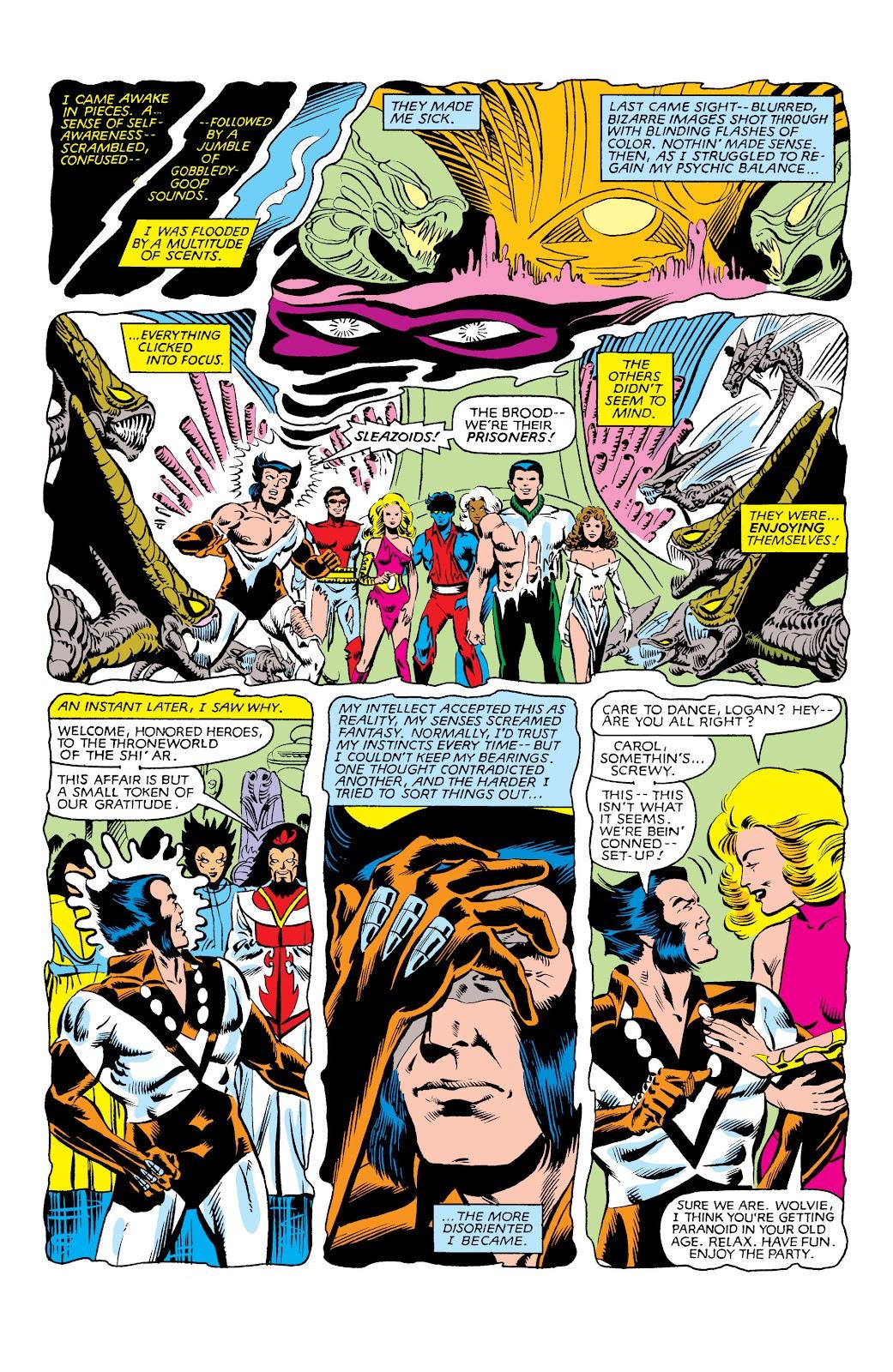 Uncanny X-Men (1963) issue 162 - Page 10