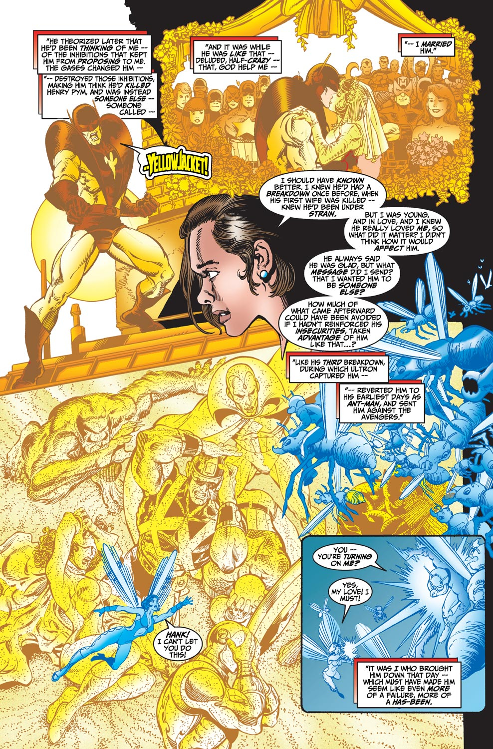 Read online Avengers (1998) comic -  Issue #20 - 13