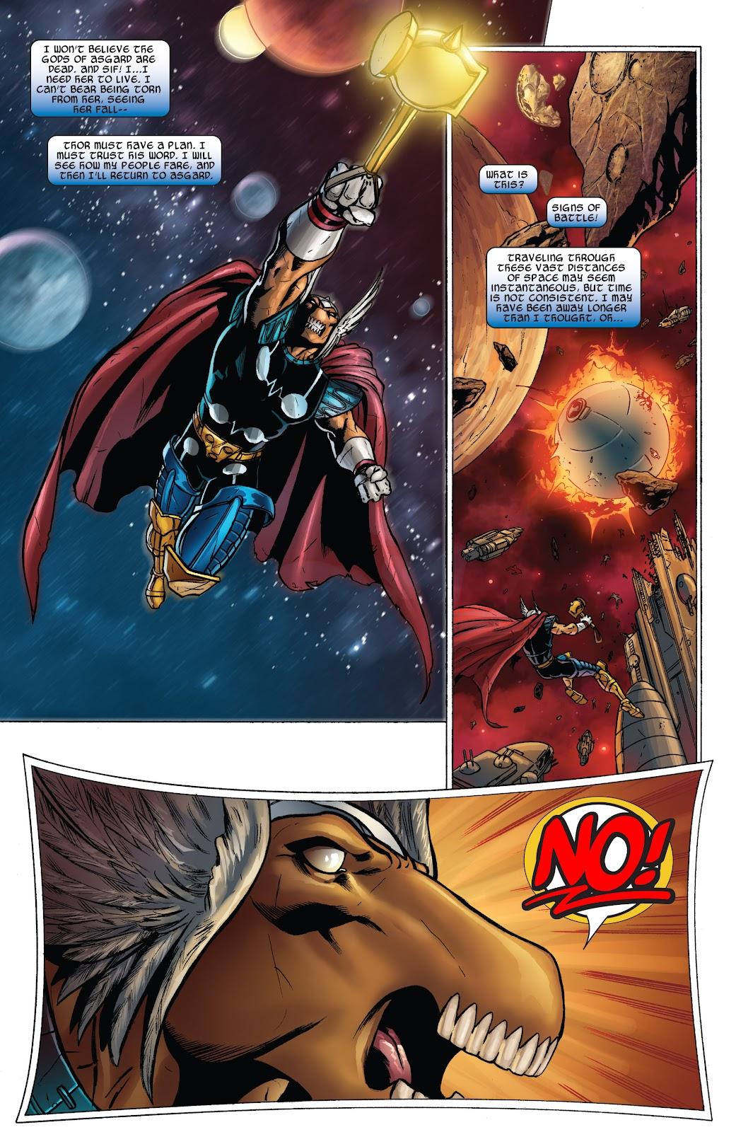 Read online Thor: Ragnaroks comic -  Issue # TPB (Part 3) - 70