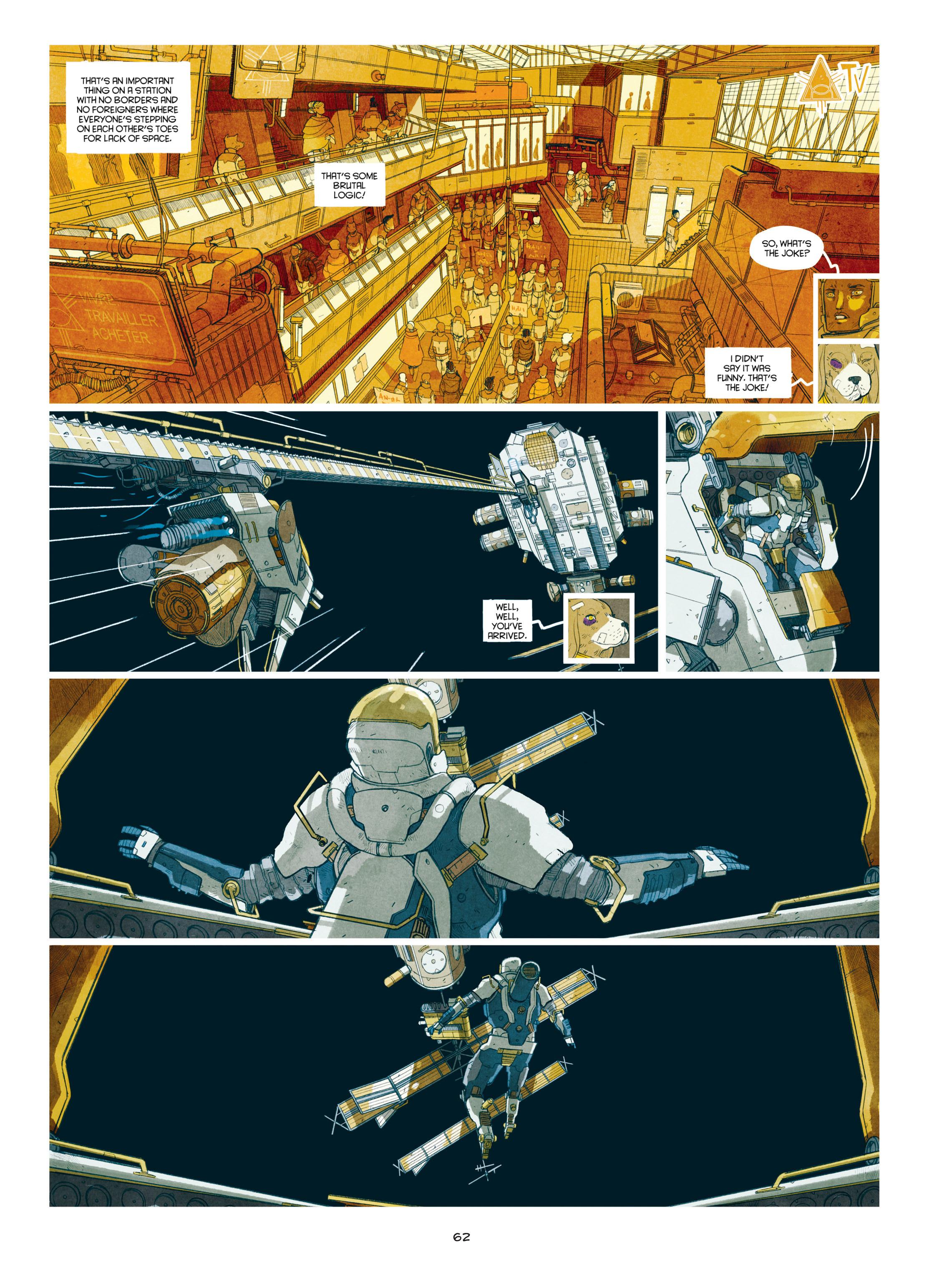 Read online Shangri-La comic -  Issue # Full - 63