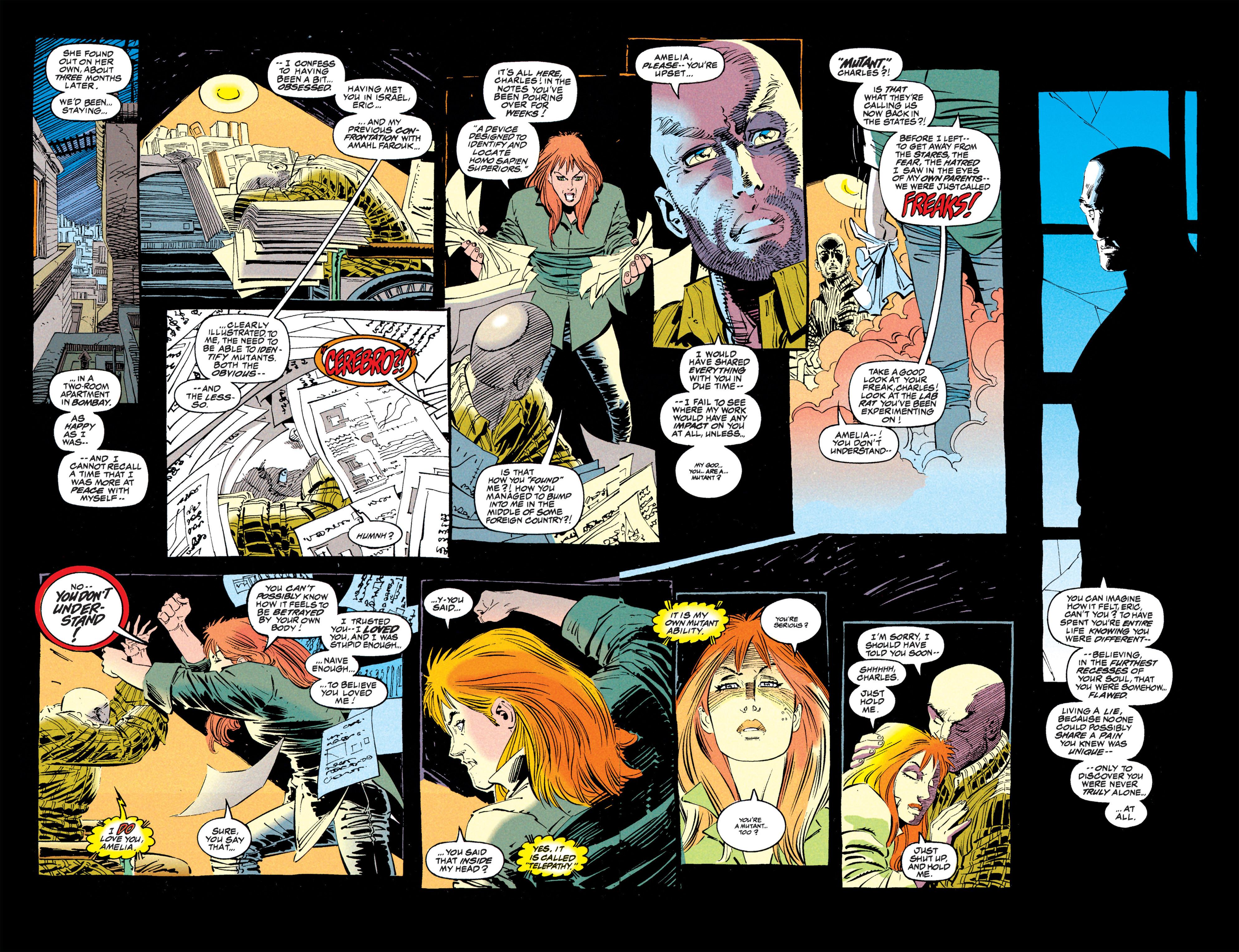 Read online Uncanny X-Men (1963) comic -  Issue #309 - 13