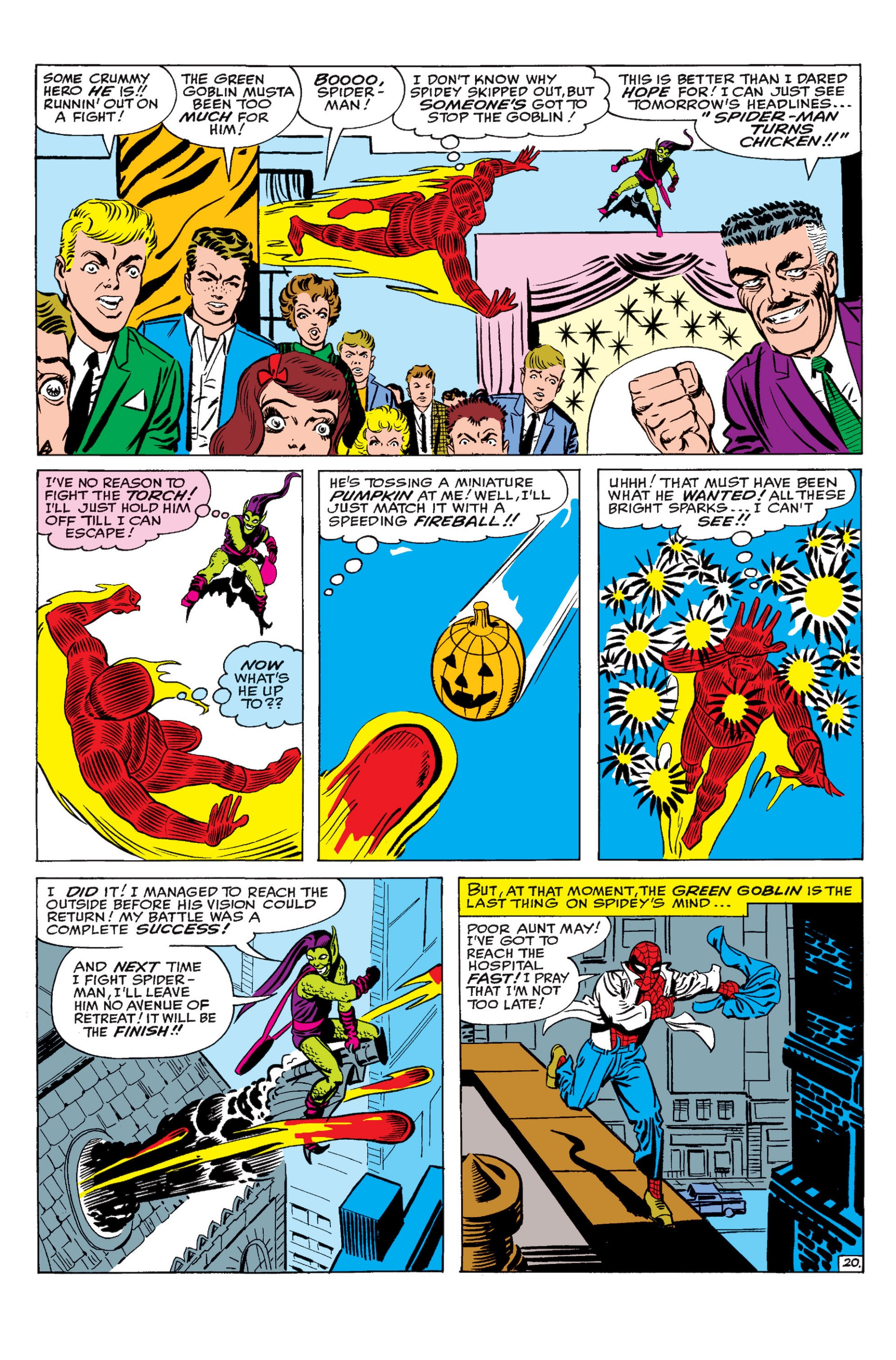 The Amazing Spider-Man (1963) 17 Page 20