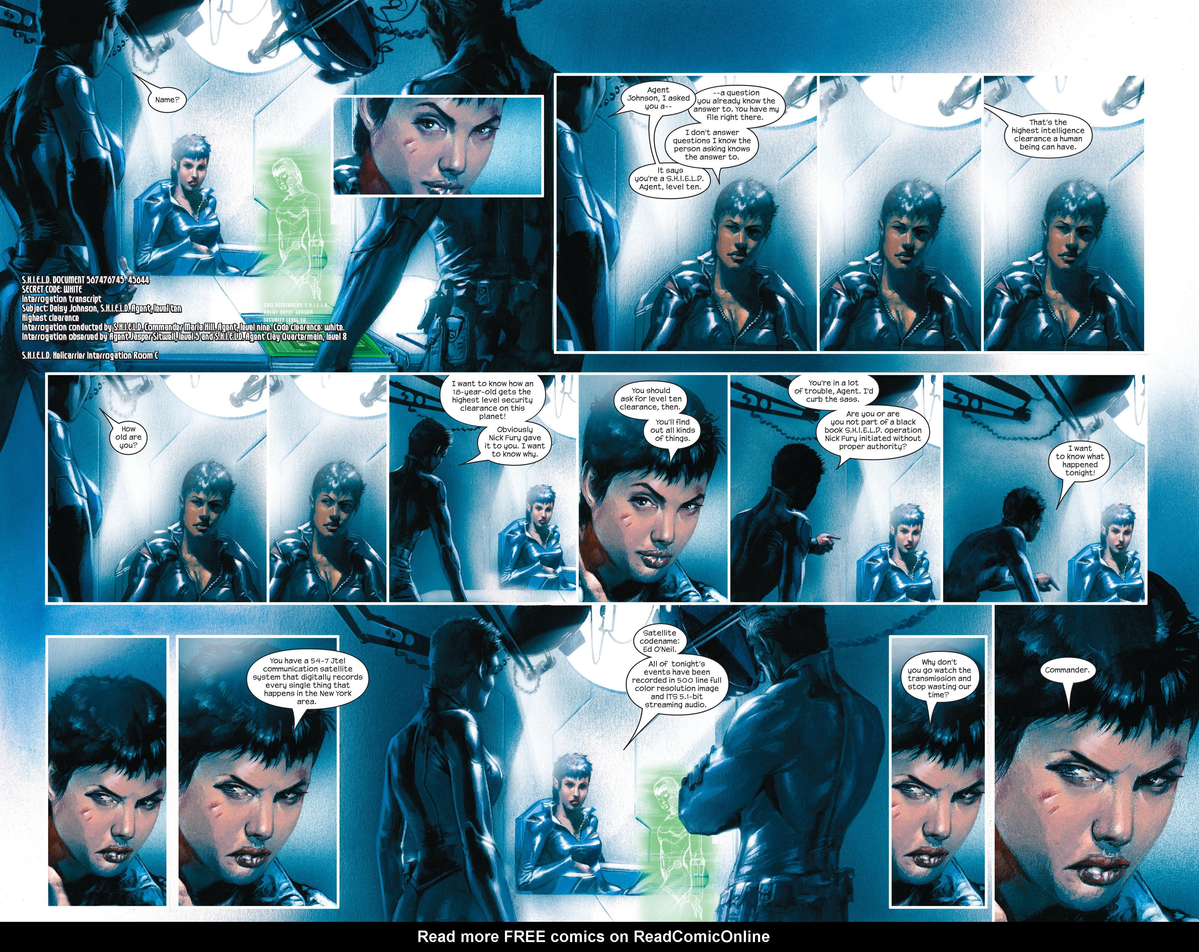 Read online Secret War comic -  Issue # Full - 96