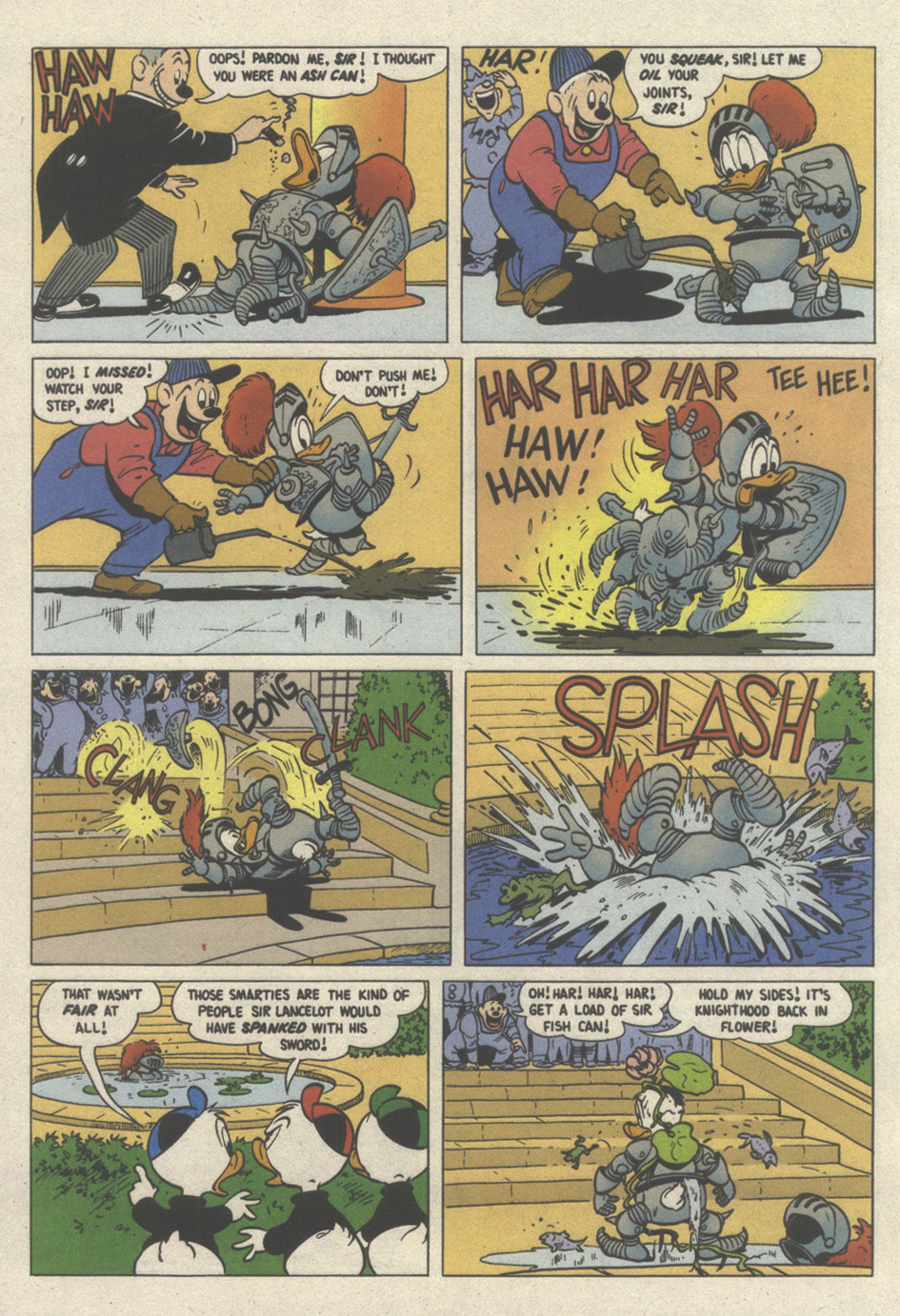 Walt Disney's Donald Duck (1986) issue 298 - Page 8