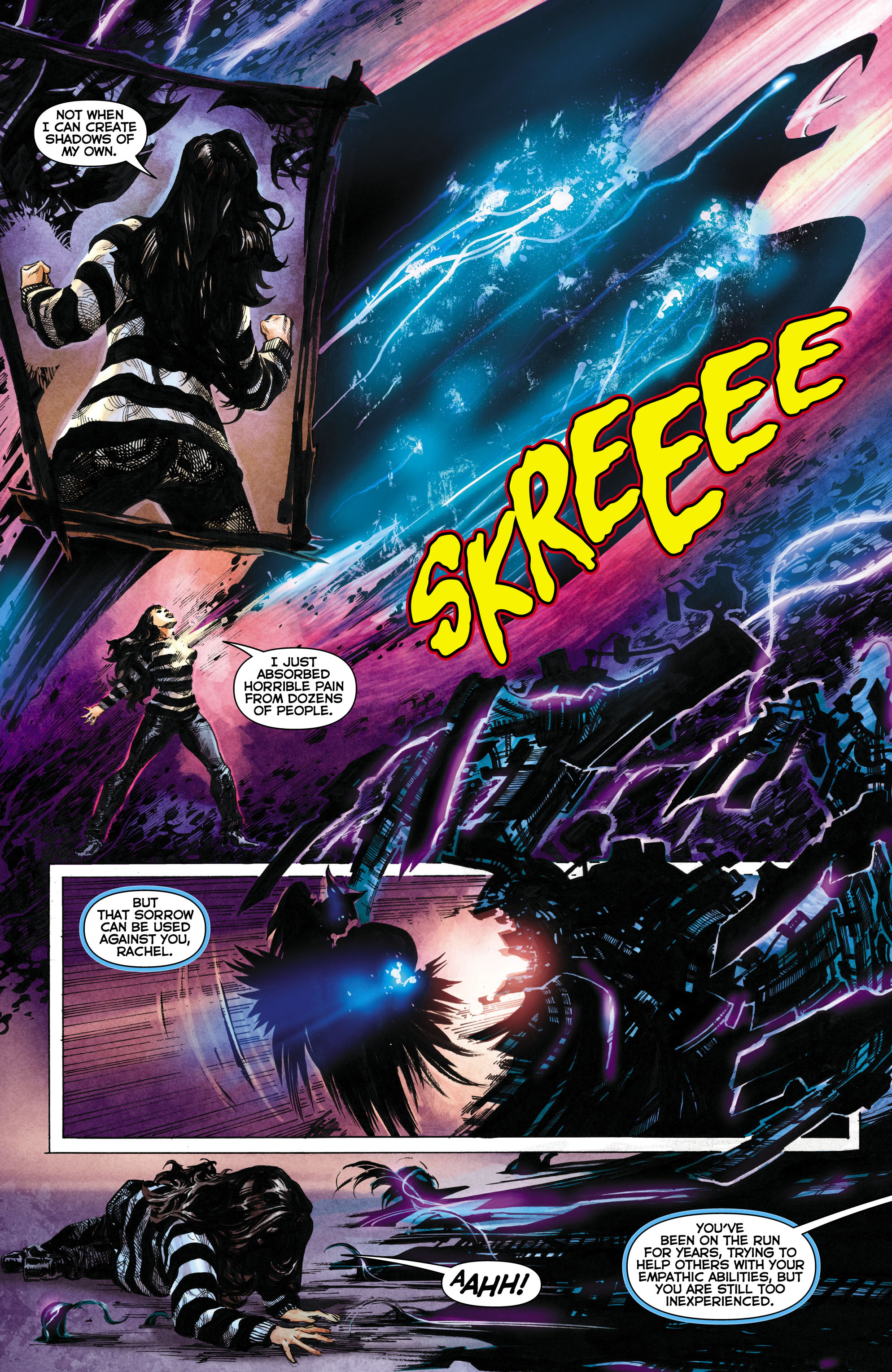 Read online Trinity of Sin: The Phantom Stranger comic -  Issue #1 - 7