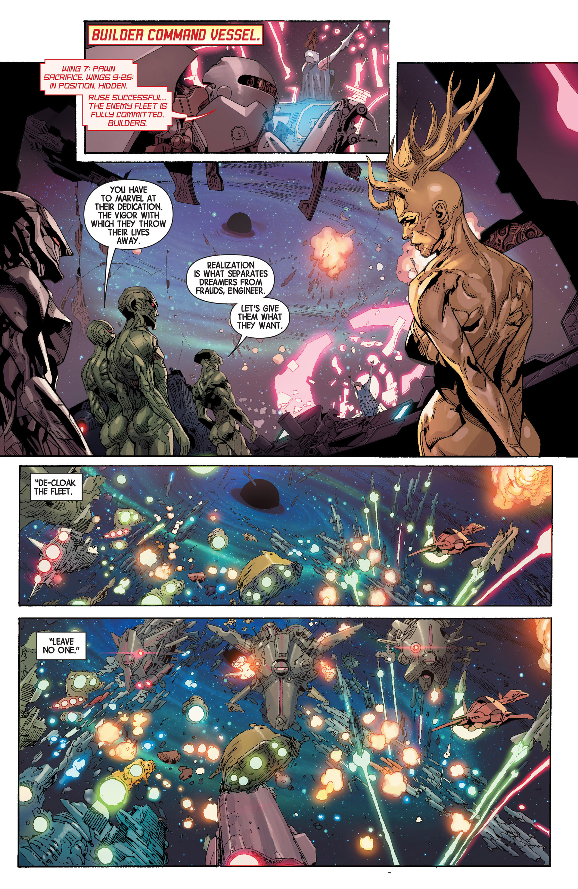 Read online Avengers (2013) comic -  Issue #18 - 23