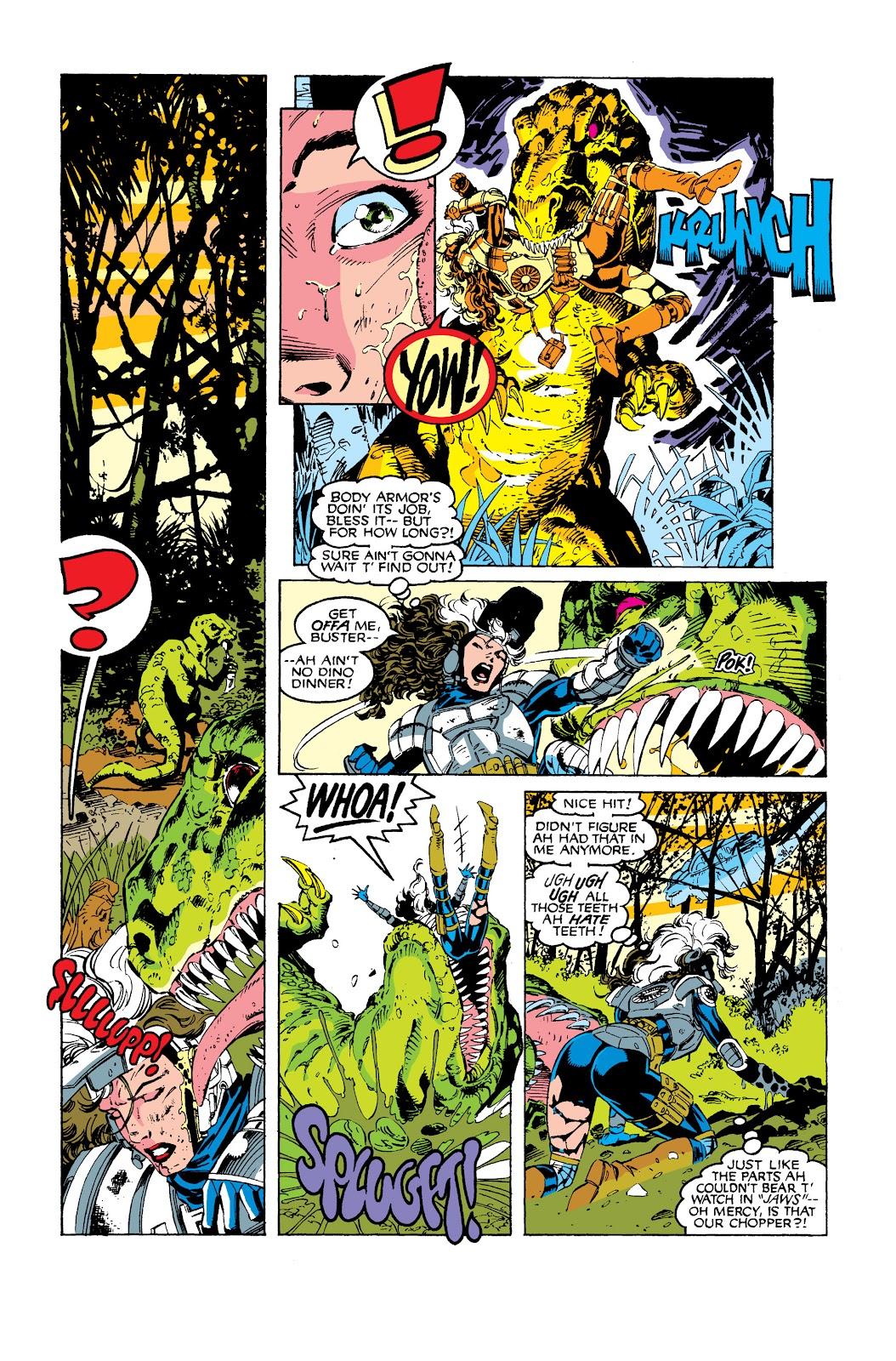 Uncanny X-Men (1963) issue 275 - Page 18