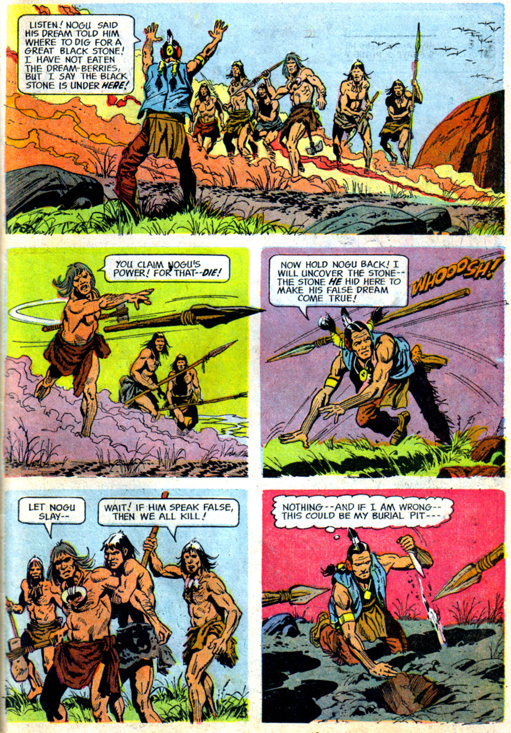 Read online Turok, Son of Stone comic -  Issue #62 - 31