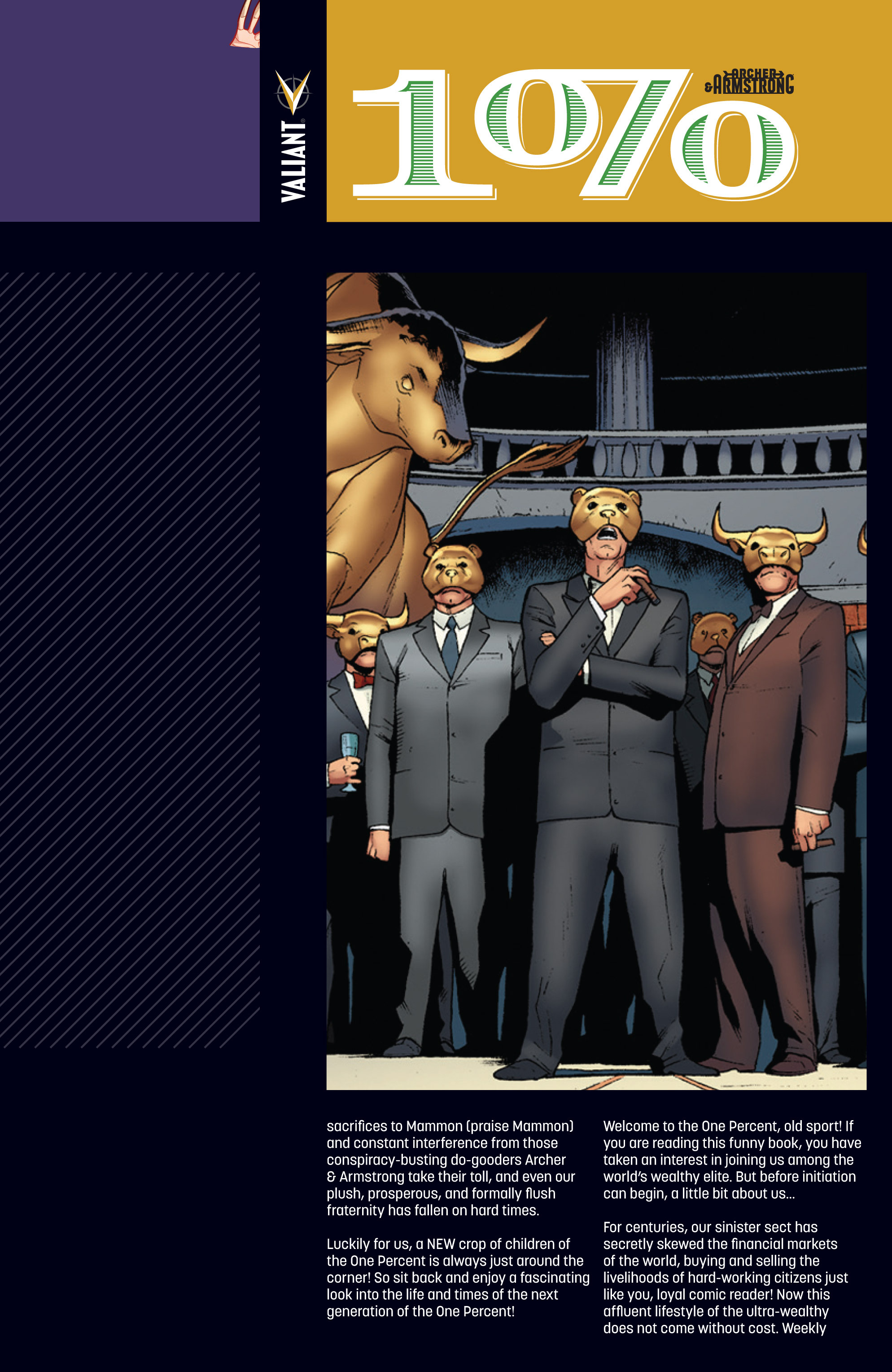 Read online Archer and Armstrong comic -  Issue #Archer and Armstrong _TPB 7 - 53
