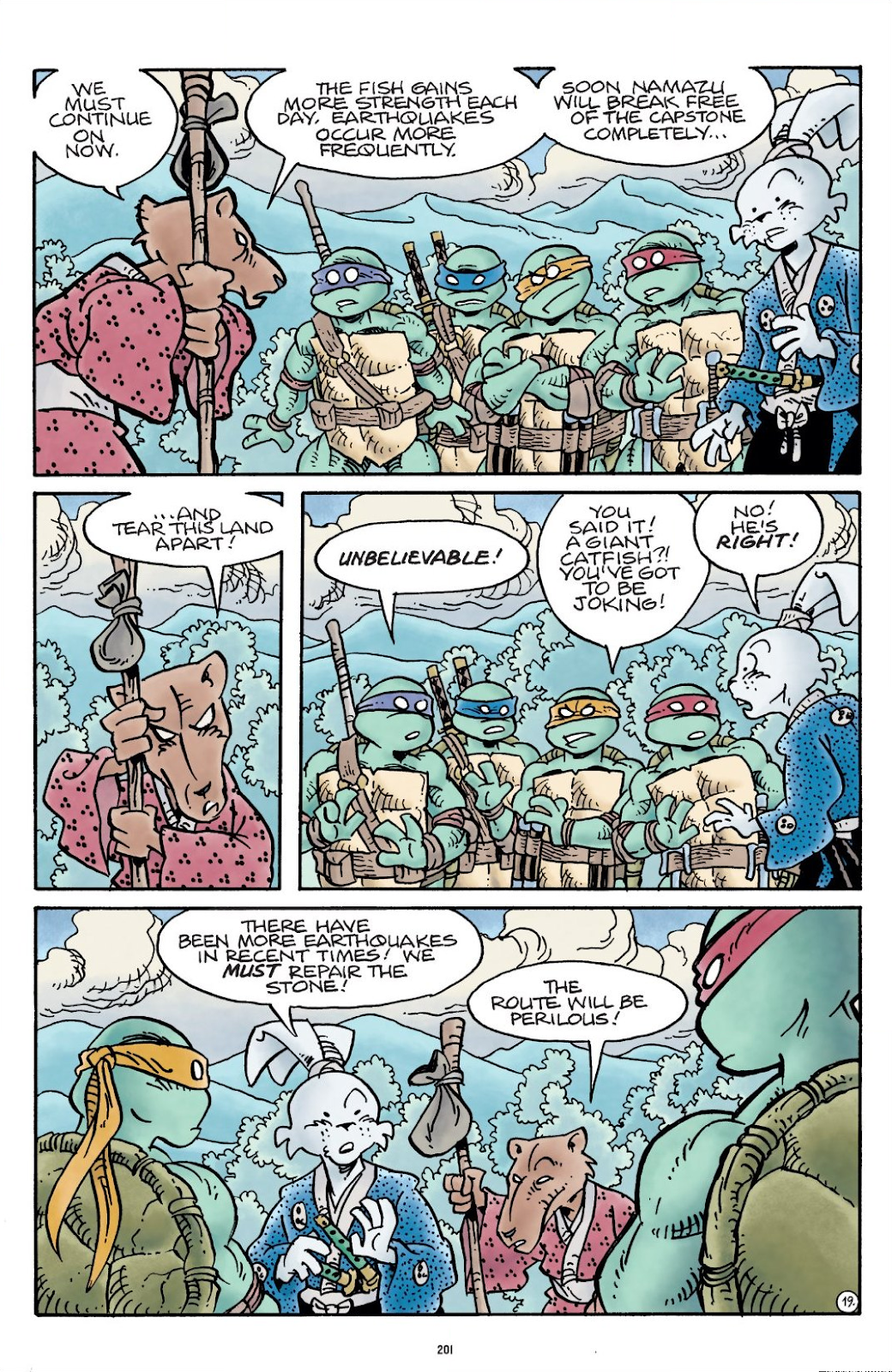 Read online Teenage Mutant Ninja Turtles: The IDW Collection comic -  Issue # TPB 9 (Part 2) - 100