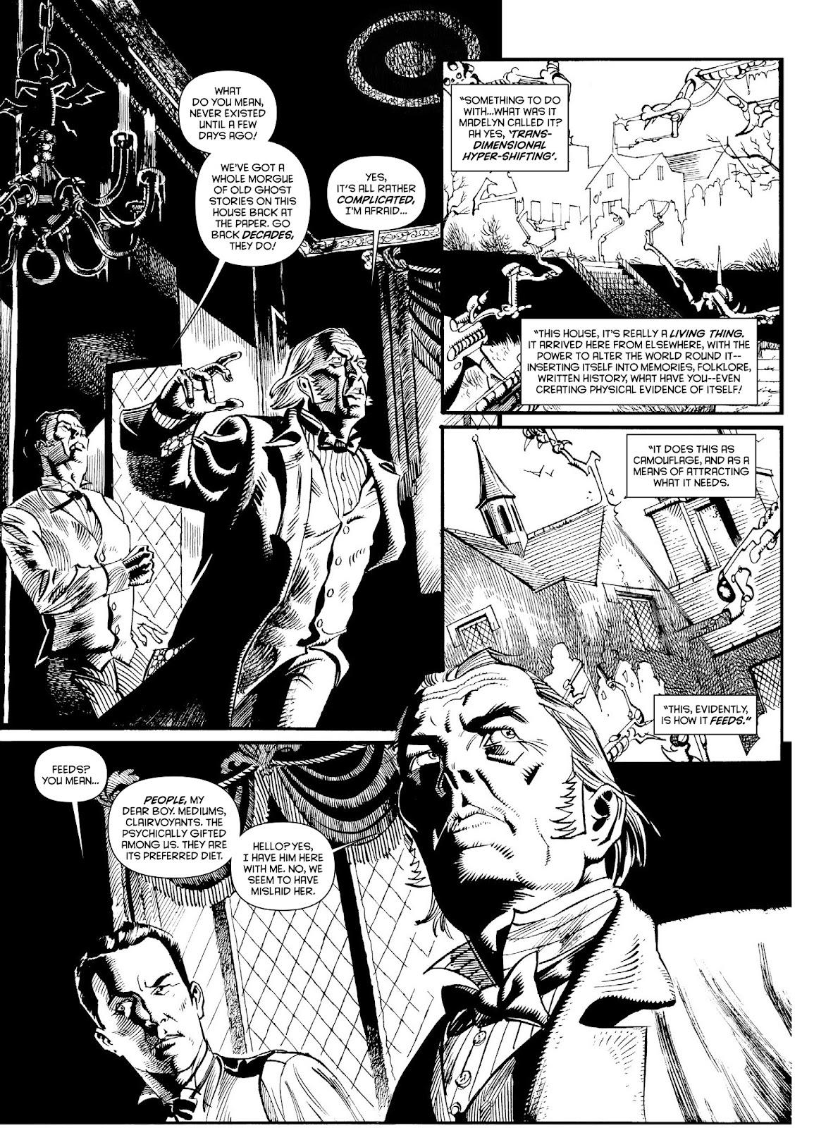 Judge Dredd Megazine (Vol. 5) issue 427 - Page 99