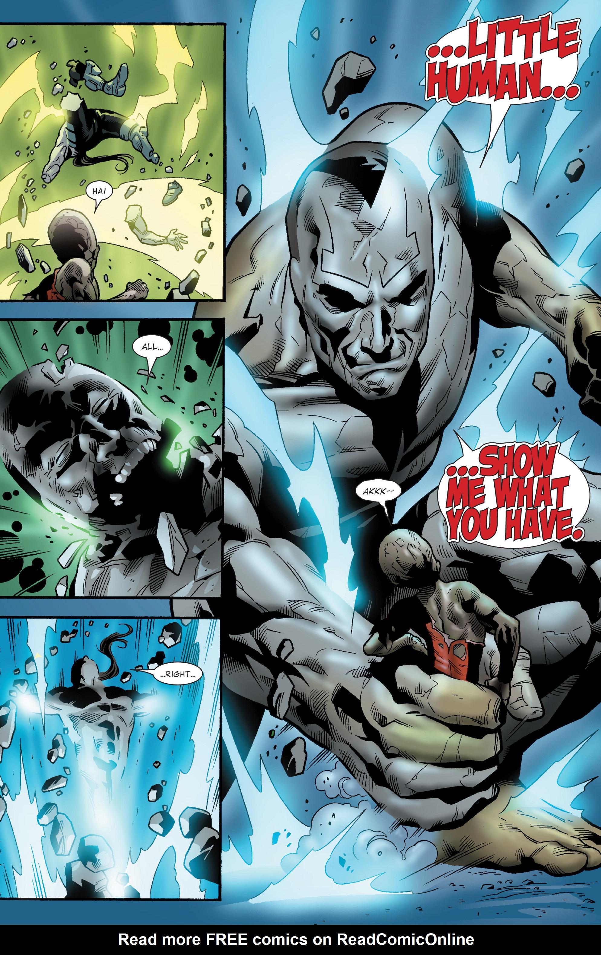 Read online World War Hulk Aftersmash: Warbound, Vol. 1 comic -  Issue #5 - 18