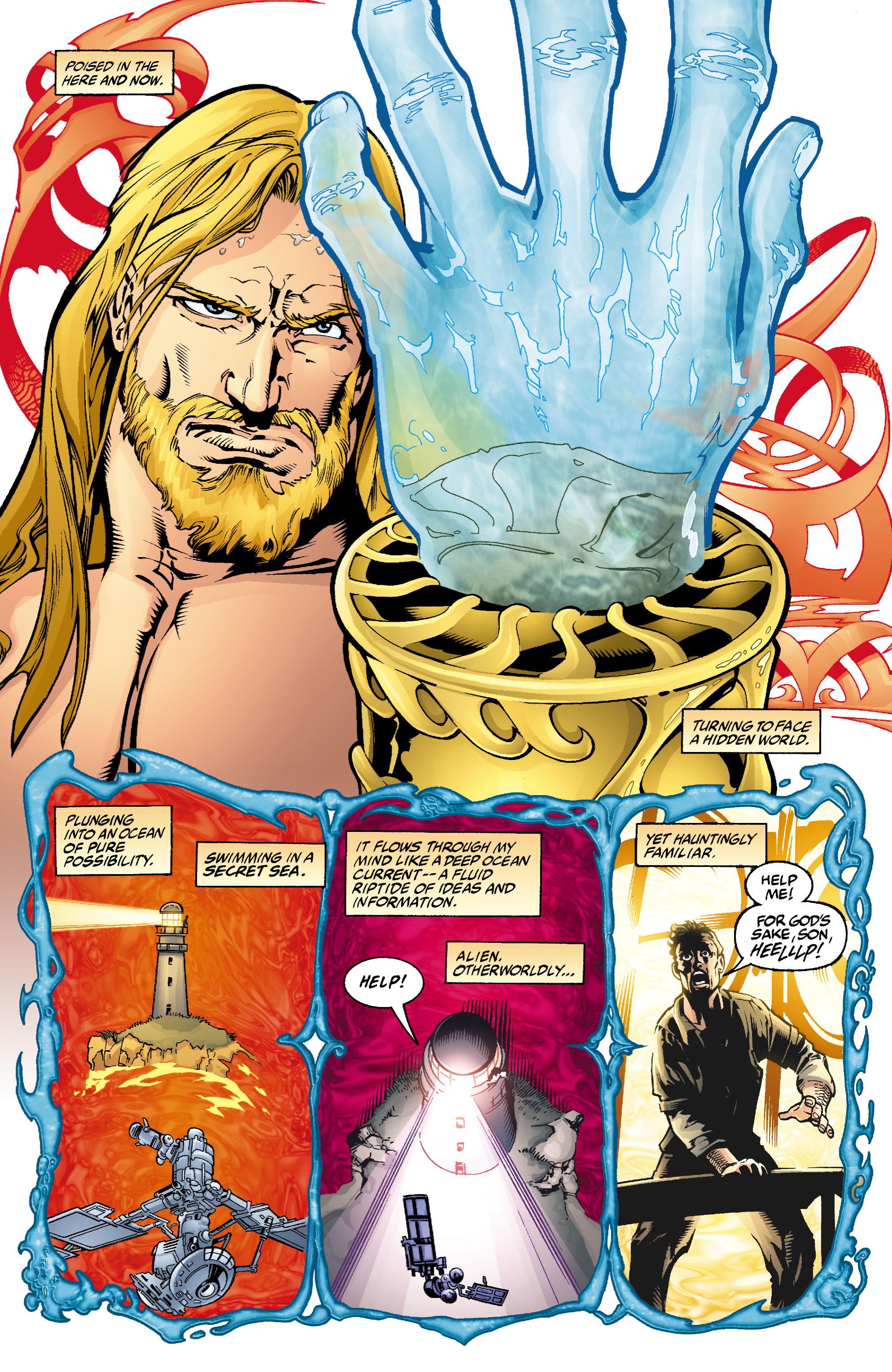 Read online Aquaman (2003) comic -  Issue #2 - 2