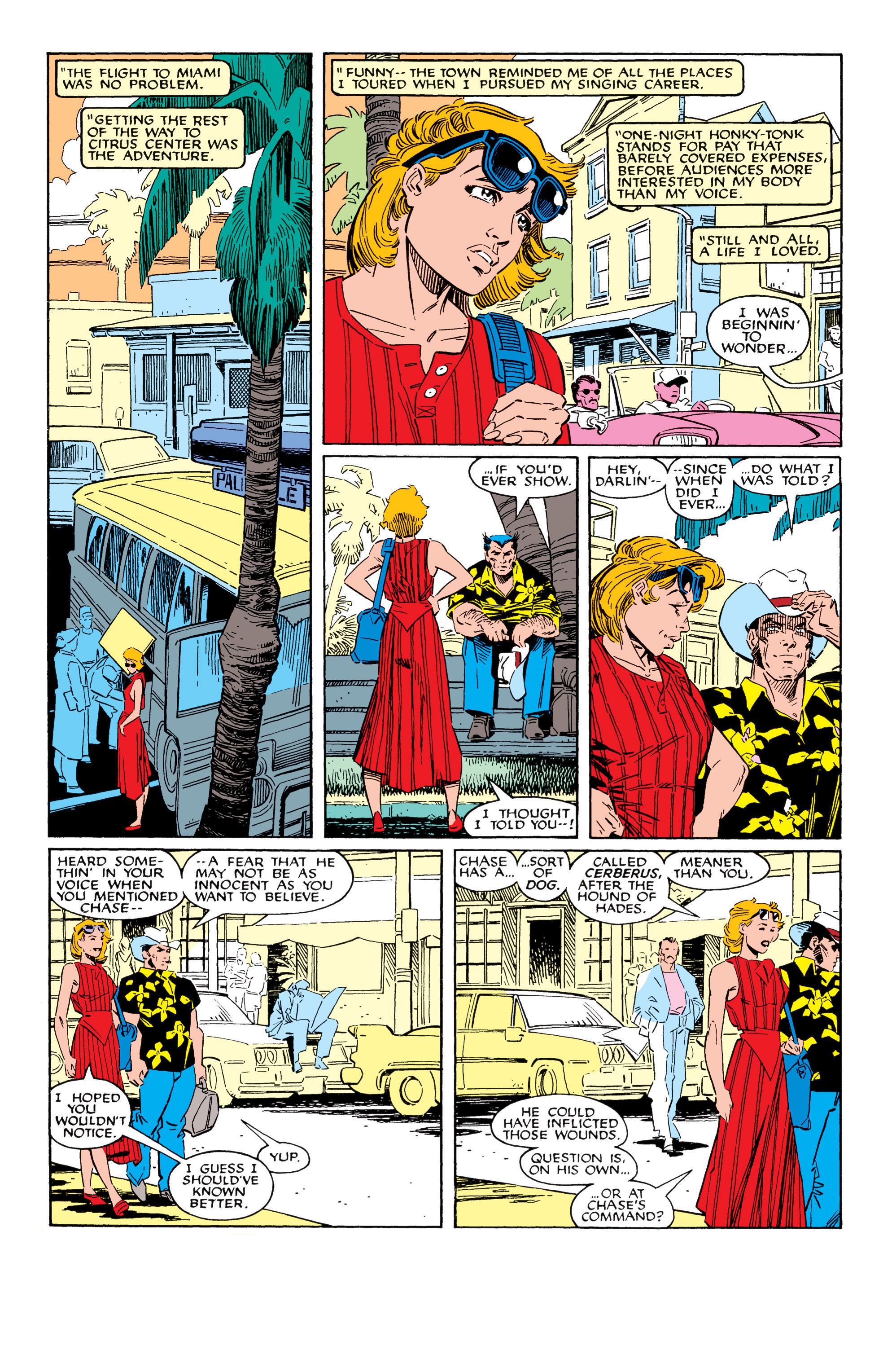 Read online Uncanny X-Men (1963) comic -  Issue #228 - 9