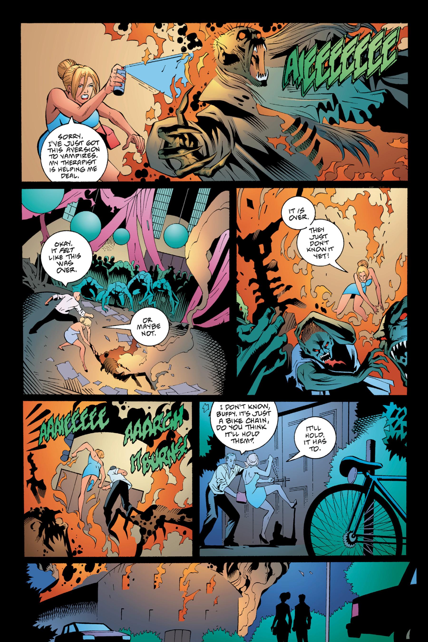 Read online Buffy the Vampire Slayer: Omnibus comic -  Issue # TPB 1 - 99