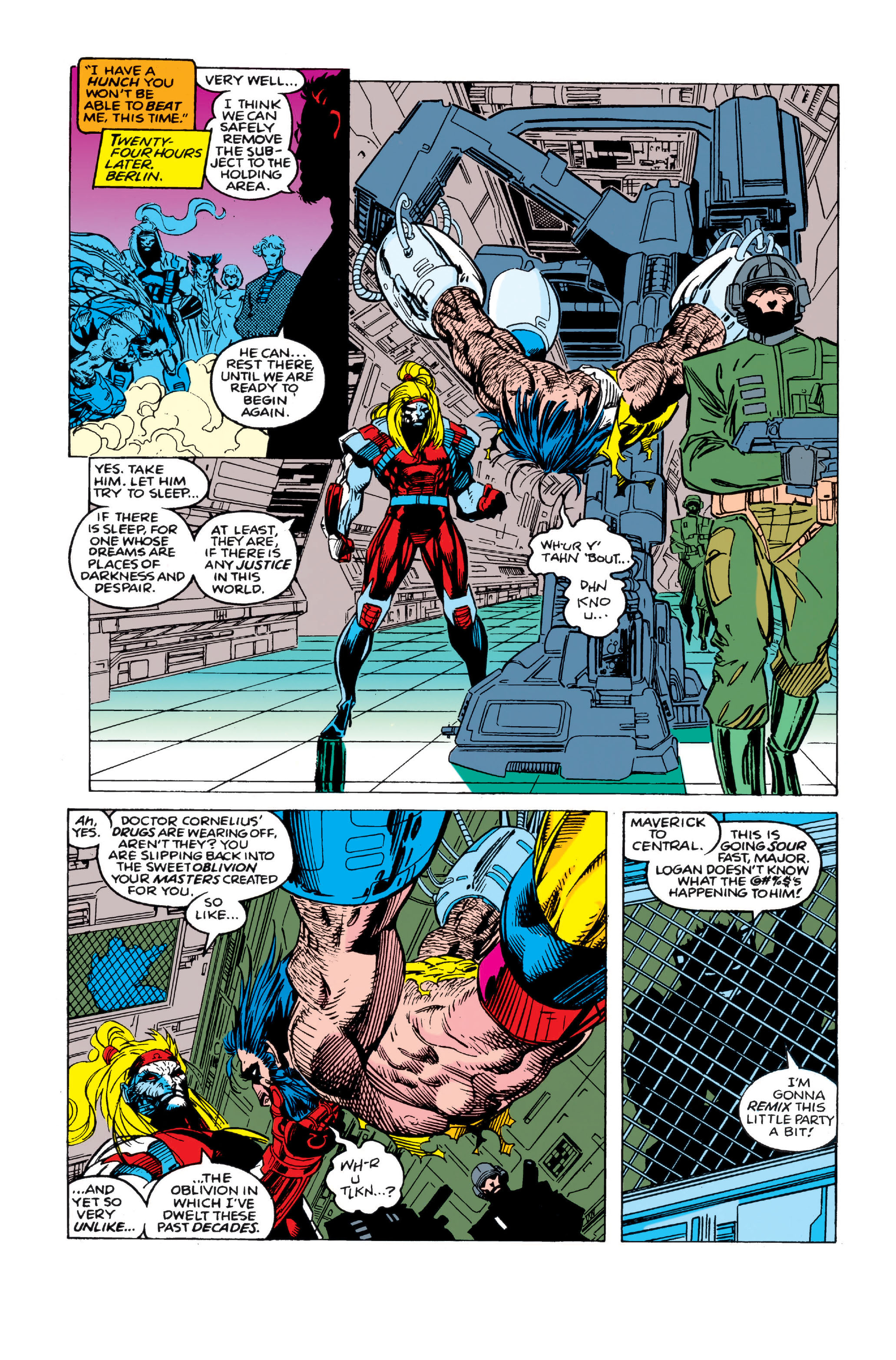 X-Men (1991) 5 Page 13