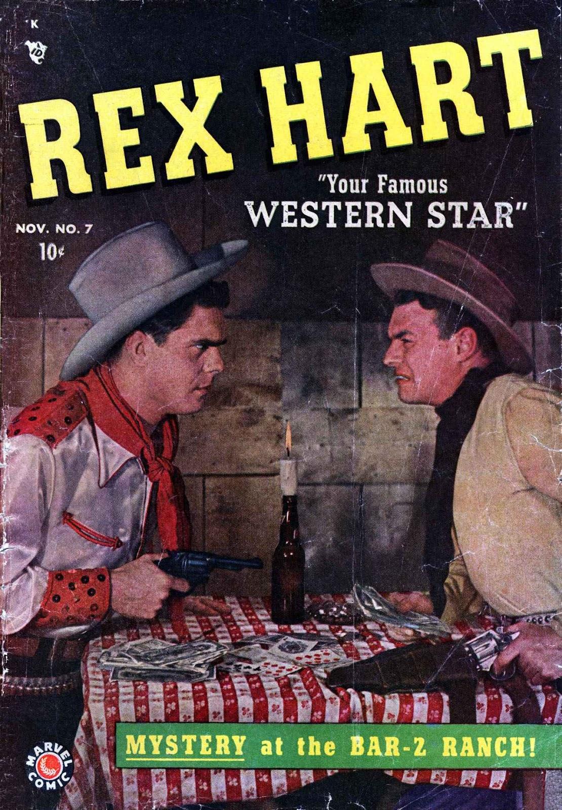 Rex Hart 7 Page 1