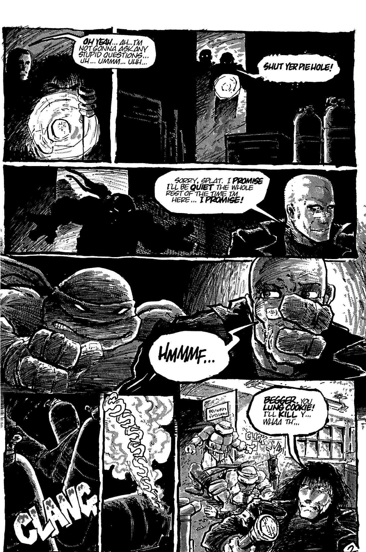 Read online Shell Shock comic -  Issue # Full - 215
