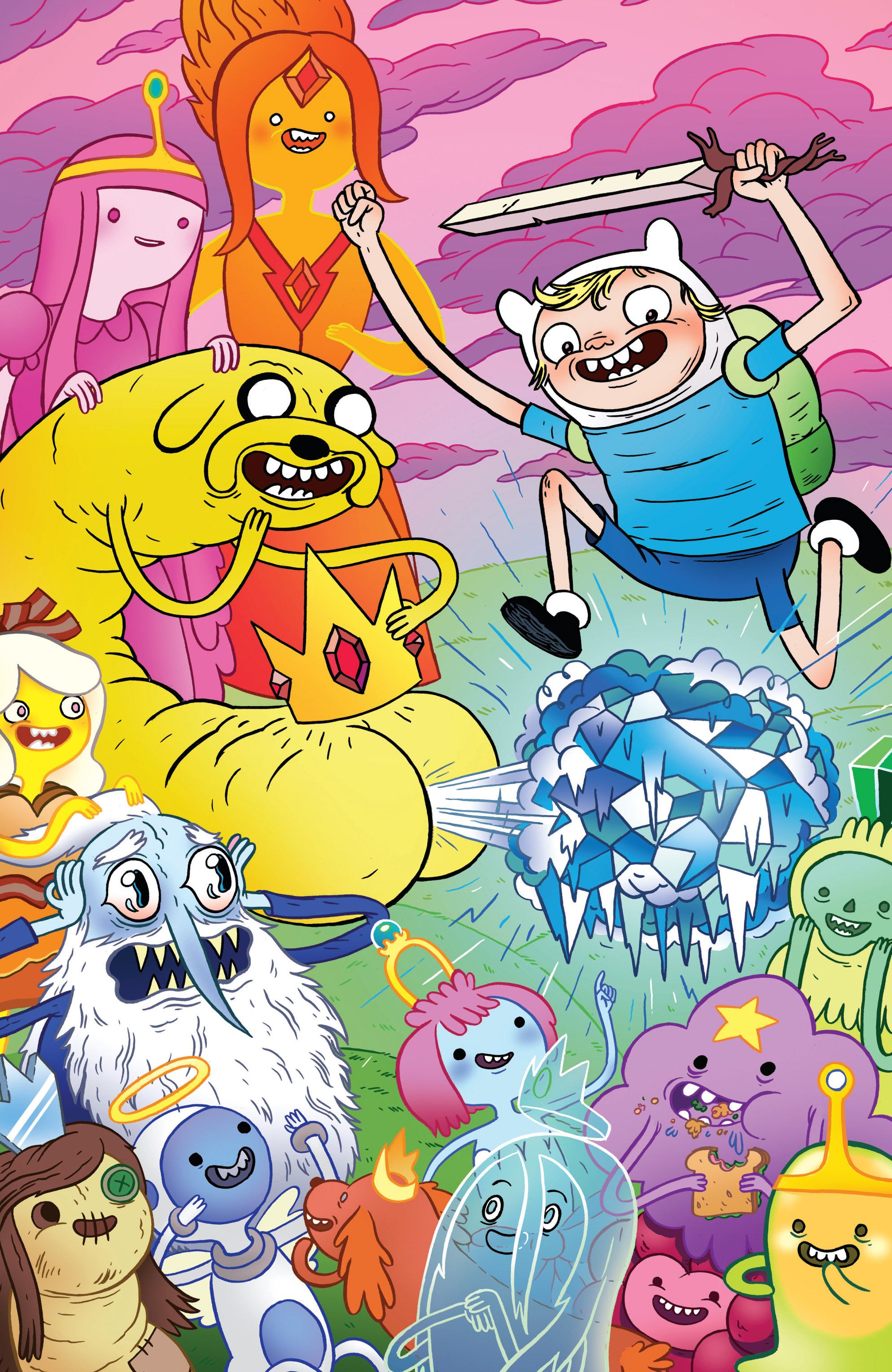 Read online Adventure Time comic -  Issue #13 - 4