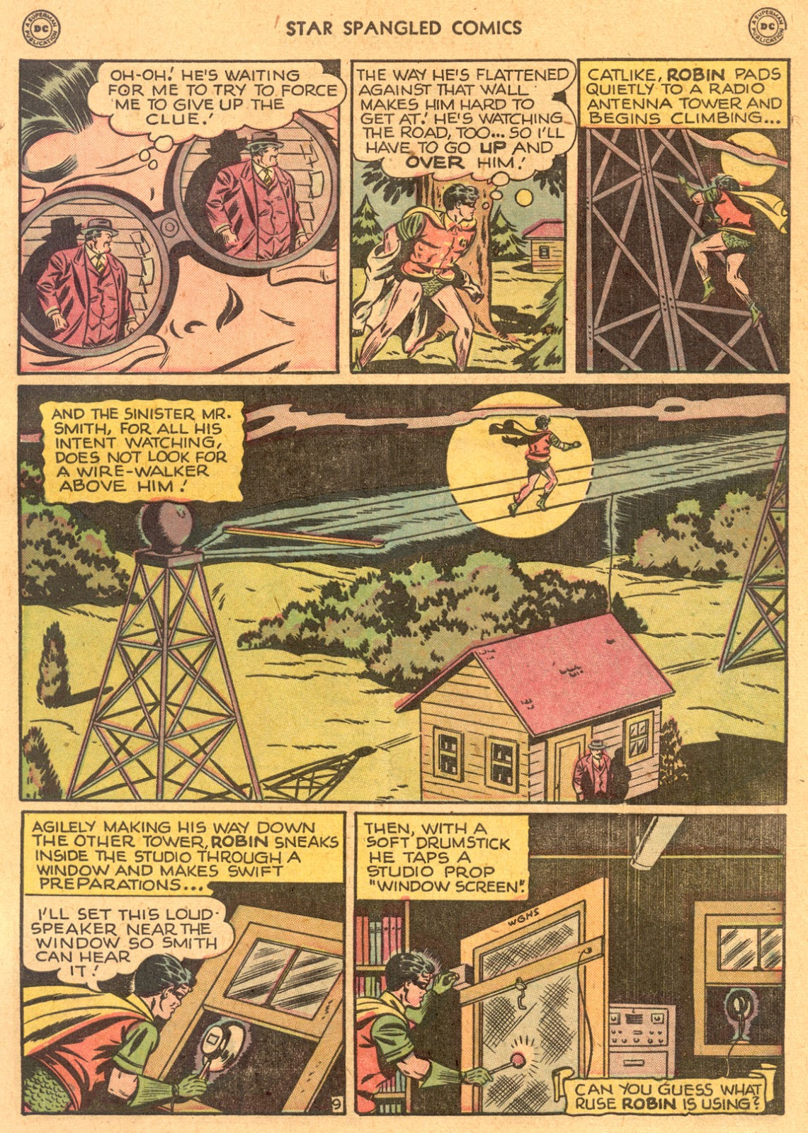Star Spangled Comics (1941) issue 80 - Page 11